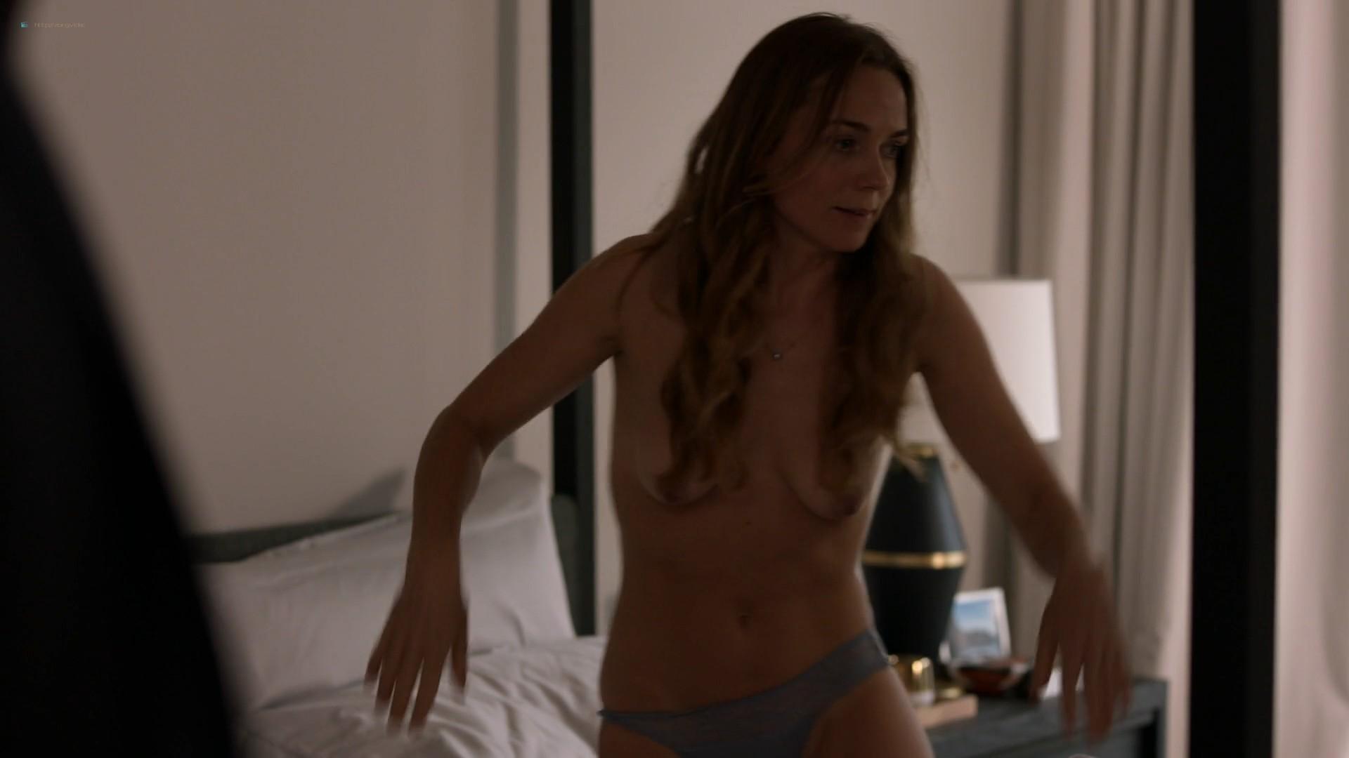 Kerry Condon nude topless - Ray Donovan (2019) s7e5 HD 1080p (3)