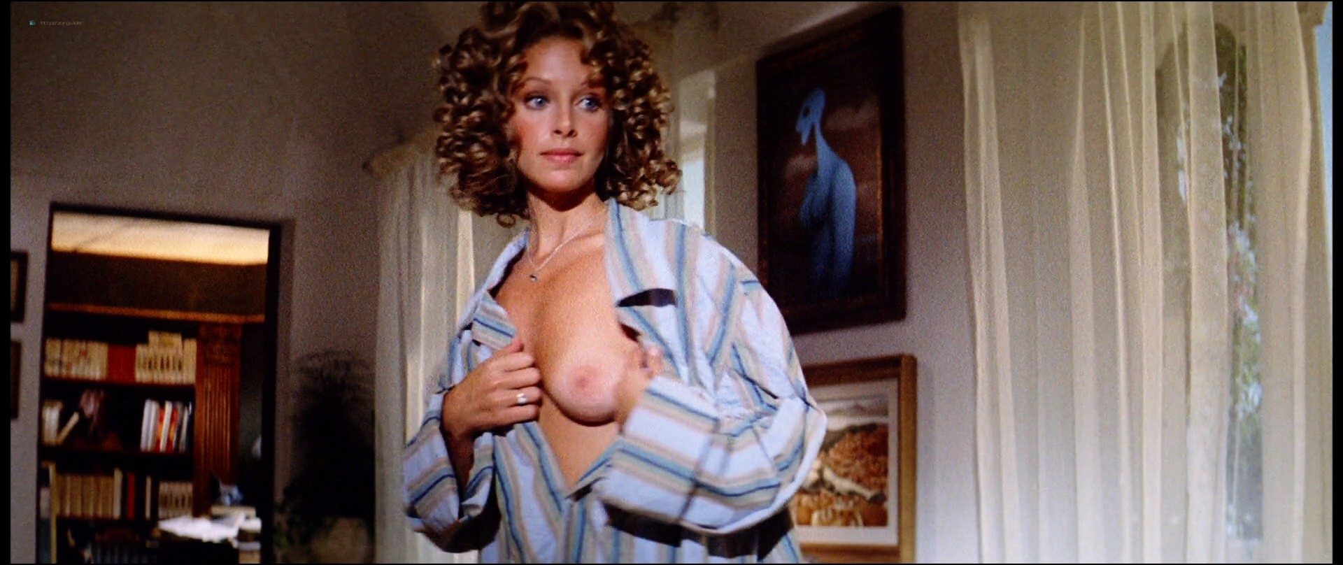 Sydne Rome nude full frontal Renate Langer, Birgitta Nilsson nude too - What? (IT-1972) 1080p BluRay (6)