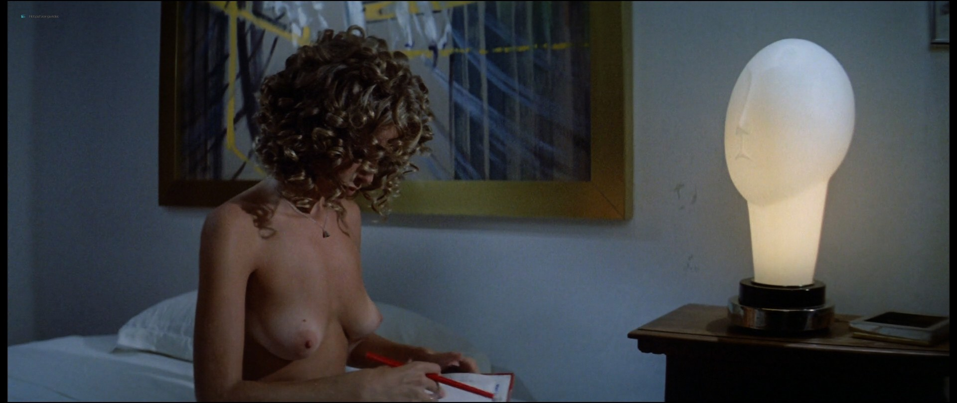 Sydne Rome nude full frontal Renate Langer, Birgitta Nilsson nude too - What? (IT-1972) 1080p BluRay (14)