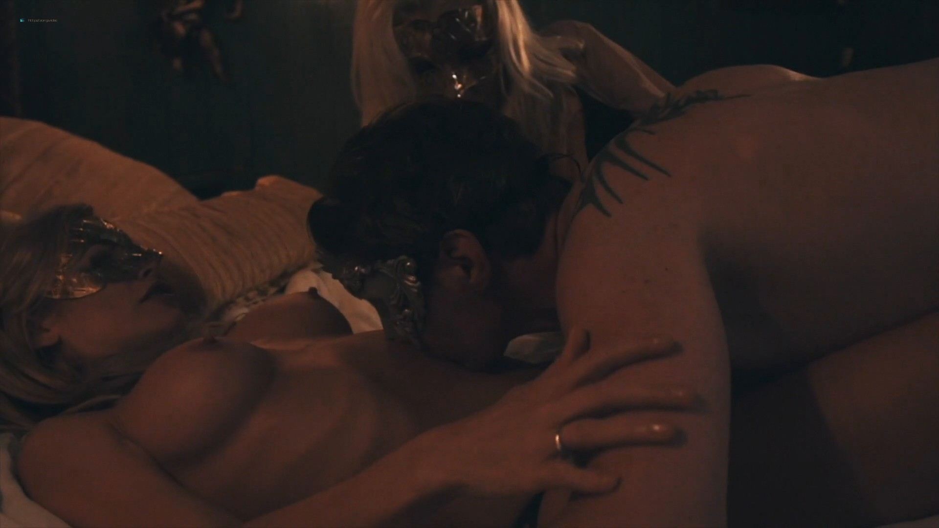 Tessa Farrell nude butt topless and hot sex - TheMadness Within (2019) 1080p Web (7)