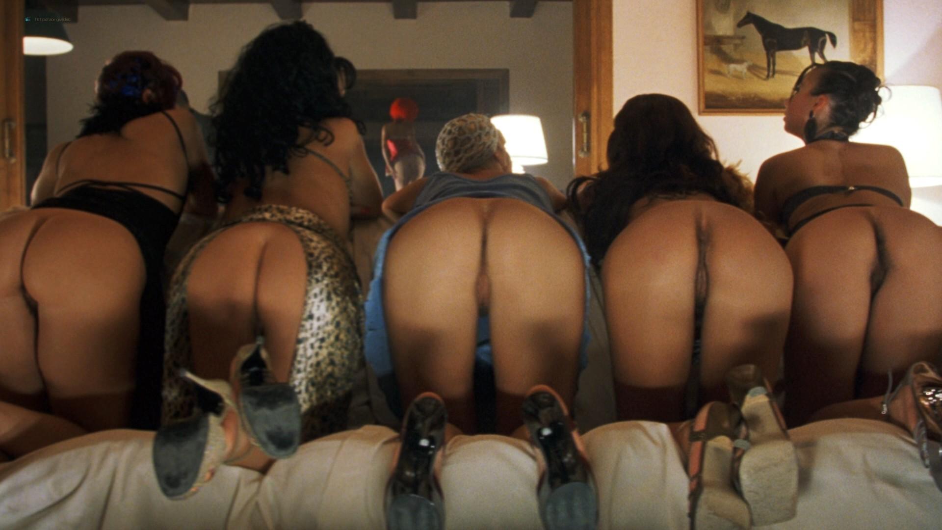Yuliya Mayarchuk nude sex explicit Francesca Nunzi, Leila Carli all nude - Trasgredire (2000) HD 1080p BluRay (12)