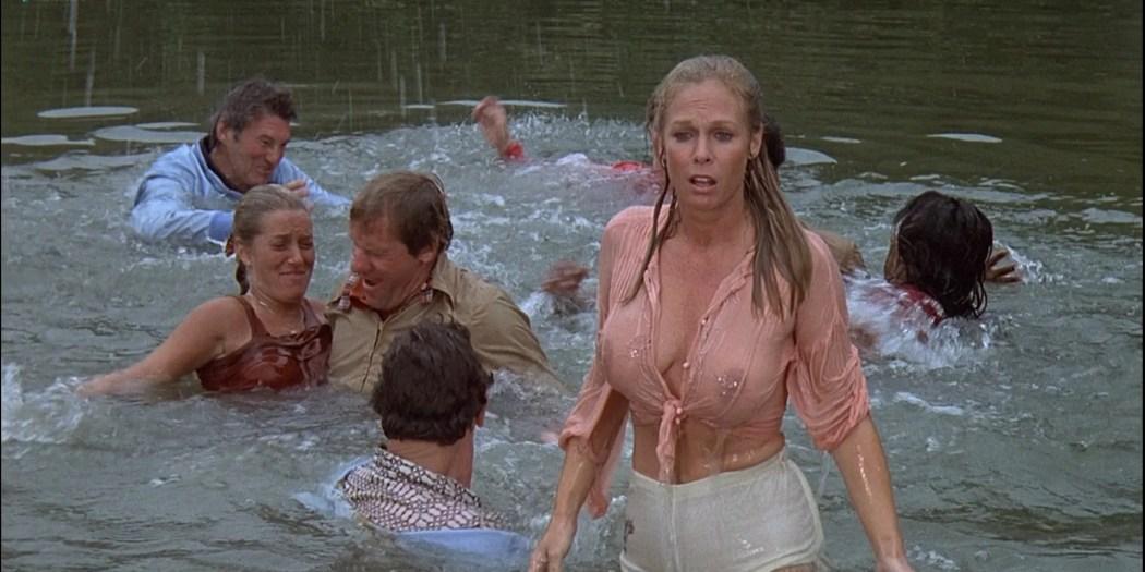 Cheré Bryson busty see through Andrea Howard, Pamela Hensley hot - The Nude Bomb (1980) HD 1080p BluRay (4)