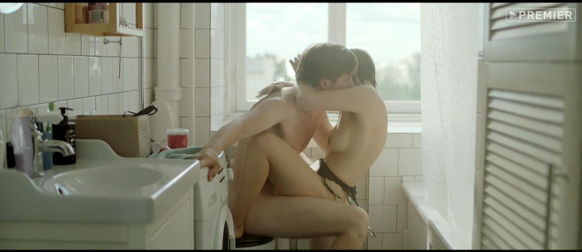 Evgeniya Gromova nude full frontal explicit blow job too - Fidelity (RU-2019) HD 1080p Web (6)