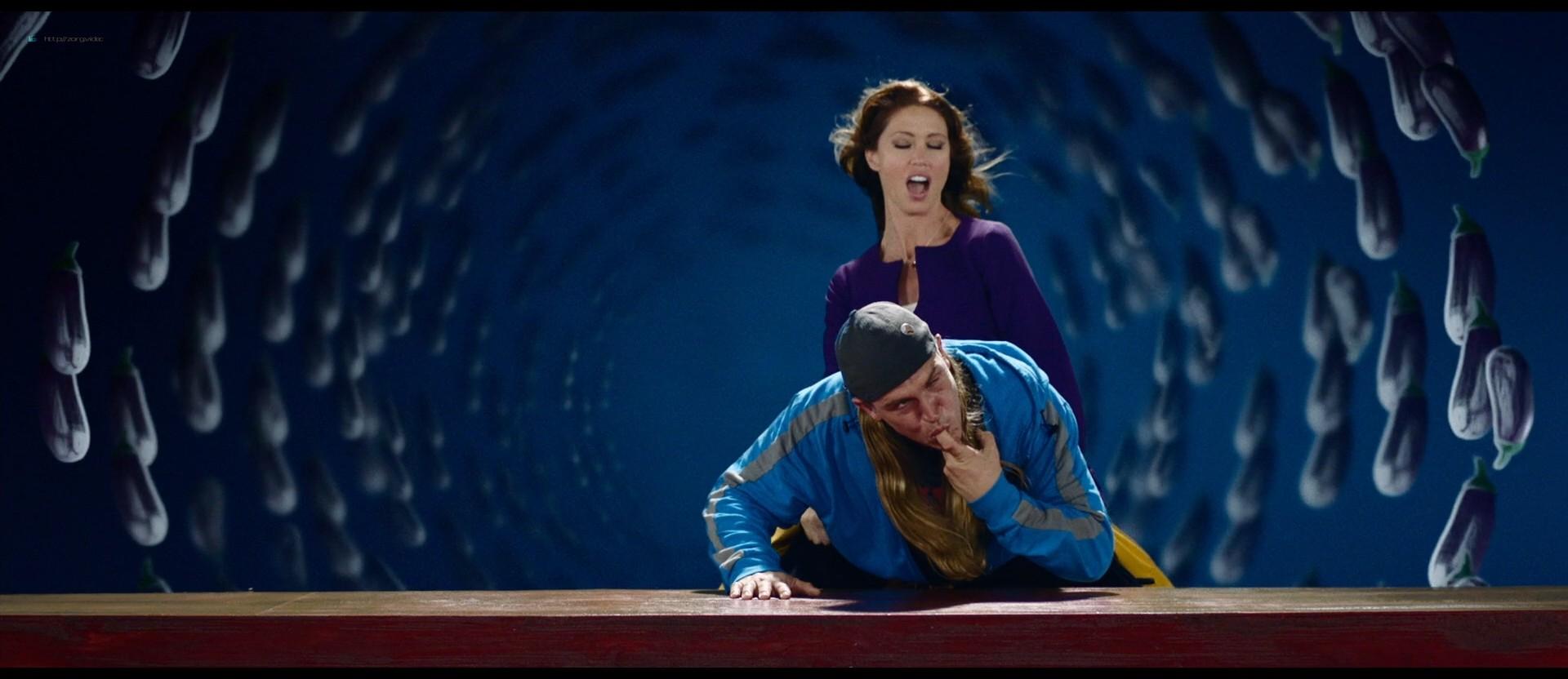 Melissa Benoist hot Shannon Elizabeth sexy - Jay and Silent Bob Reboot (2019) HD 1080p BluRay (13)