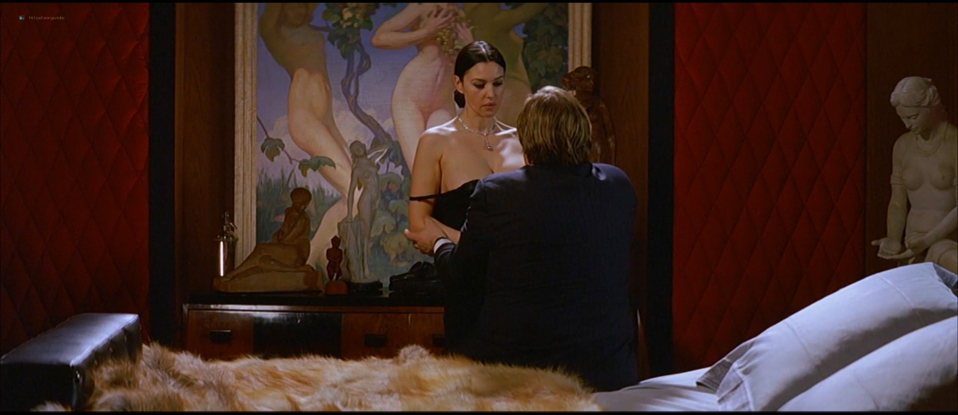 Monica Bellucci nude and sex - Combien tu m'aimes (2005) HD 1080p WEB (4)