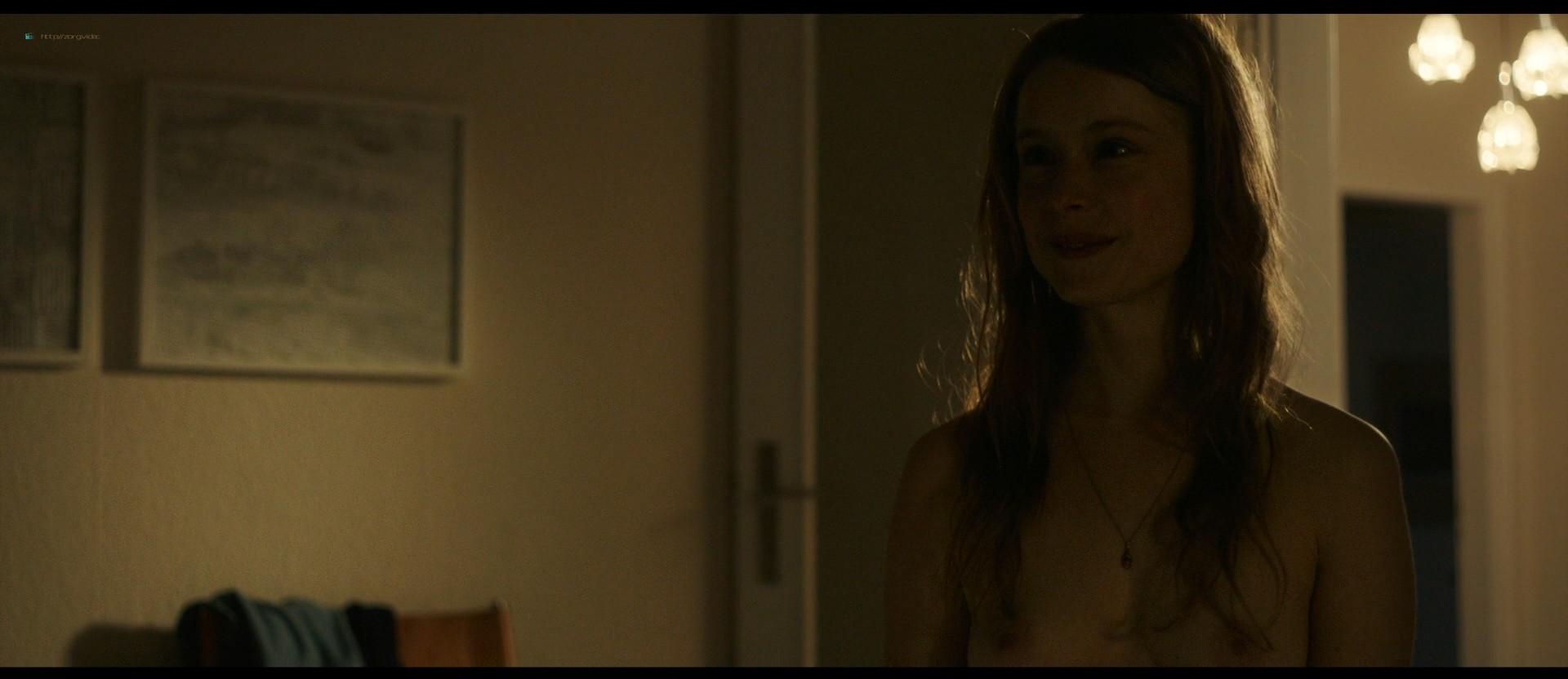Odine Johne nude full frontal and sex Sonja Baum nude - Agnes (DE-2016) HD 1080p BluRay (14)