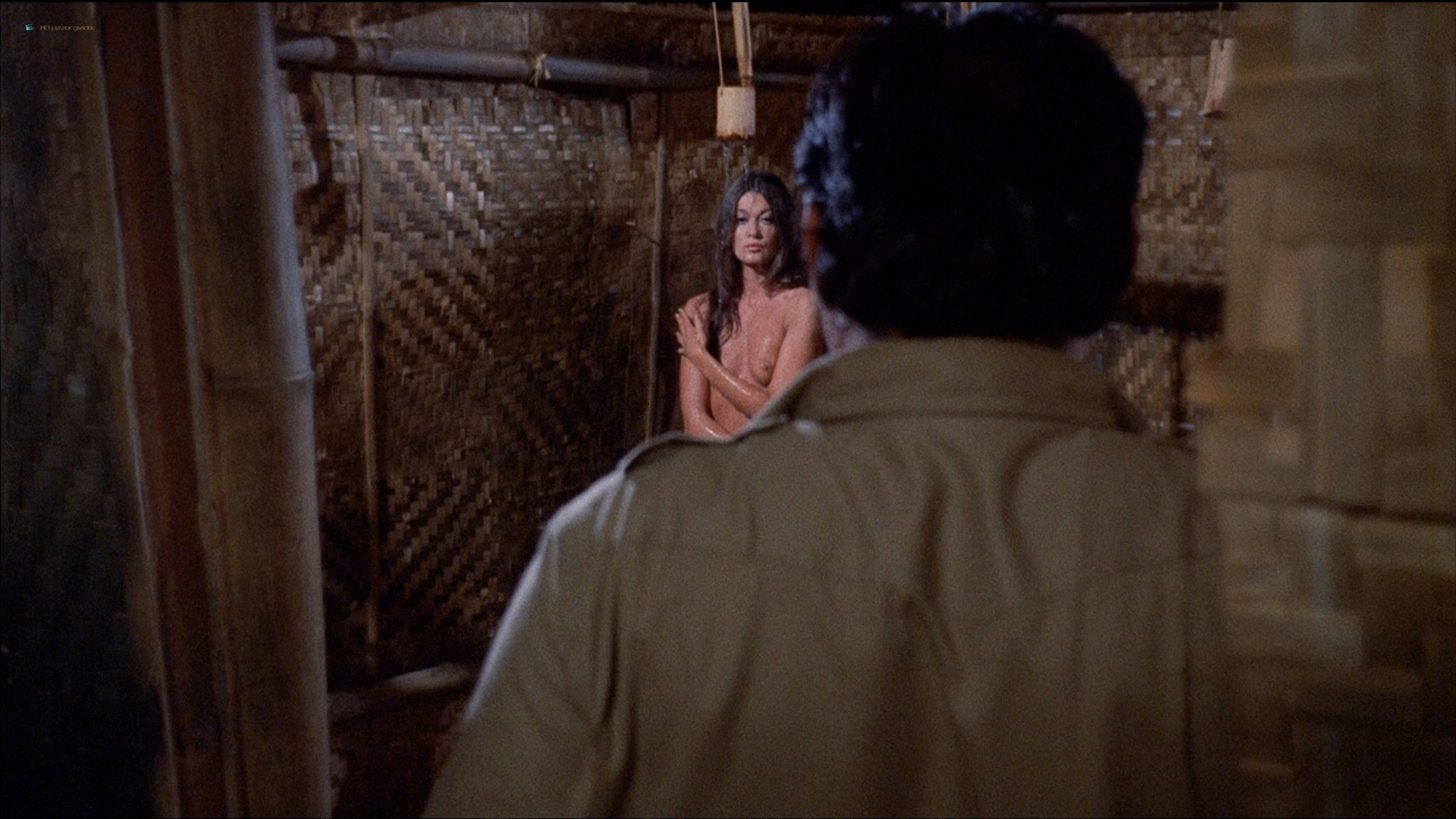Pam Grier nude Anita Ford nude bush, others nude - The Big Bird Cage (1972) HD 1080p BluRay(r) (14)