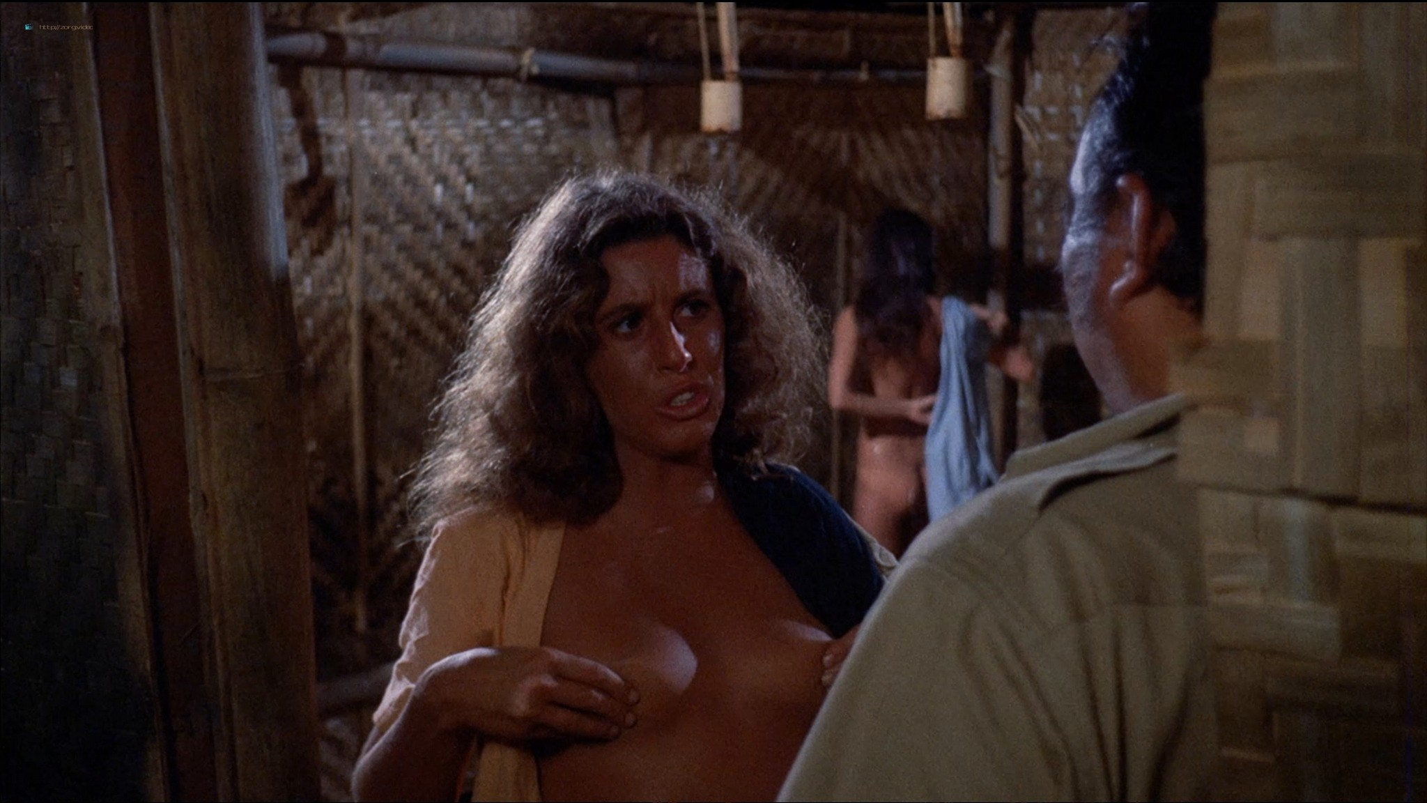 Pam Grier nude Anita Ford nude bush, others nude - The Big Bird Cage (1972) HD 1080p BluRay(r) (11)