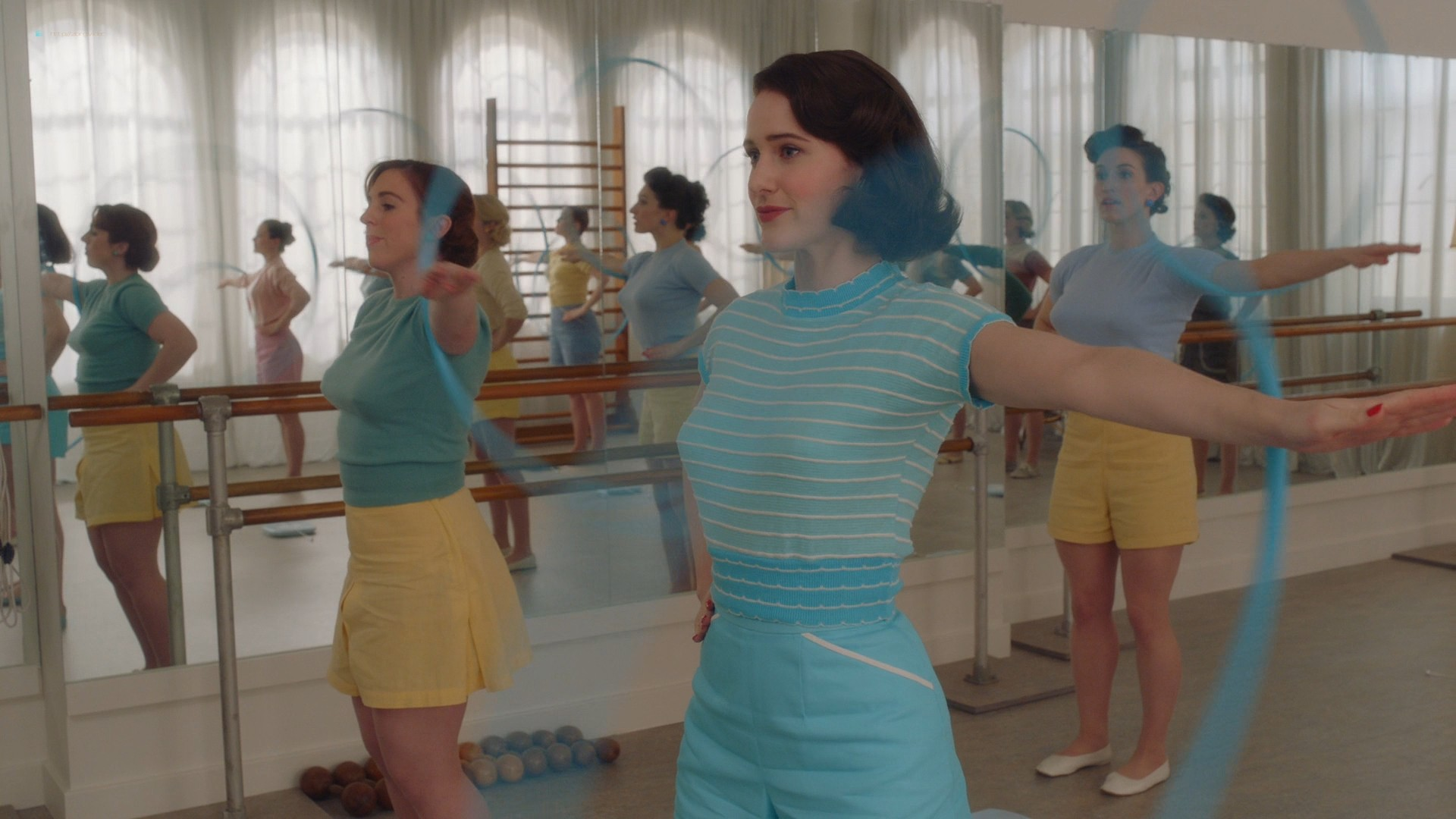 Rachel Brosnahan hot and sexy - The Marvelous Mrs. Maisel (2019) S3 HD 1080p (9)