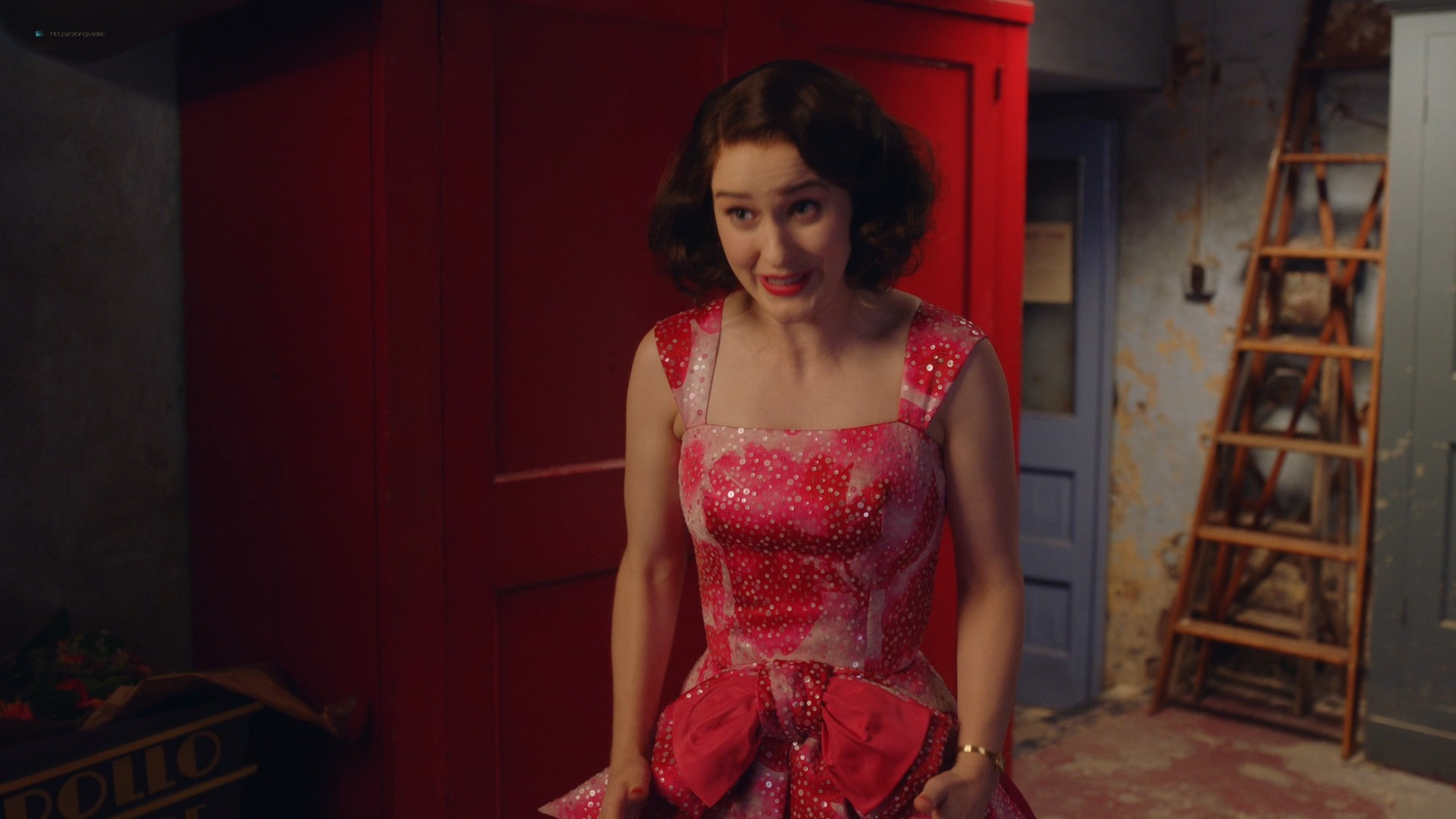 Rachel Brosnahan hot and sexy - The Marvelous Mrs. Maisel (2019) S3 HD 1080p (3)