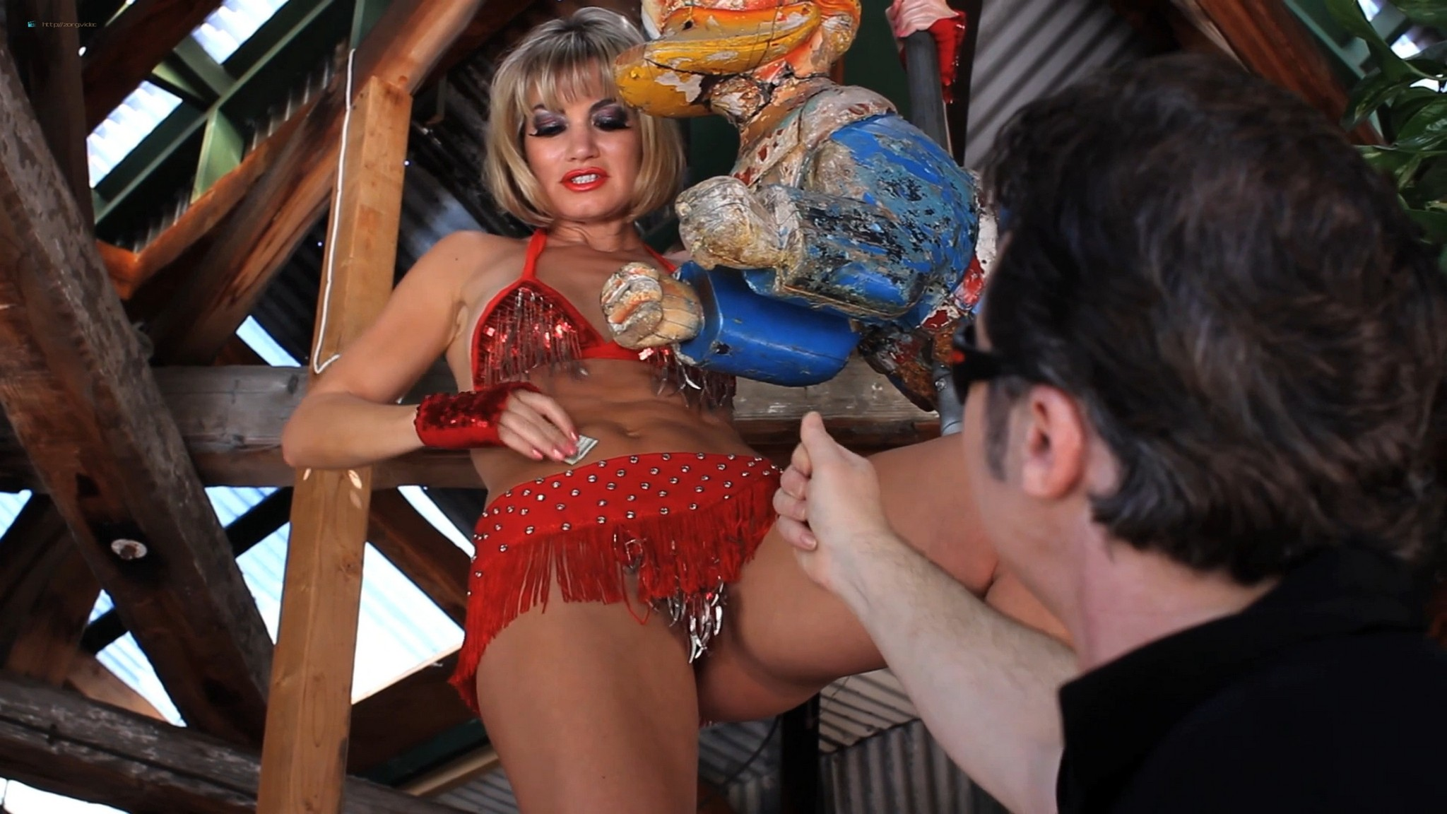 Rena Riffel nude topless - Showgirls 2: Penny's from Heaven (2011) HD 1080p Web (19)