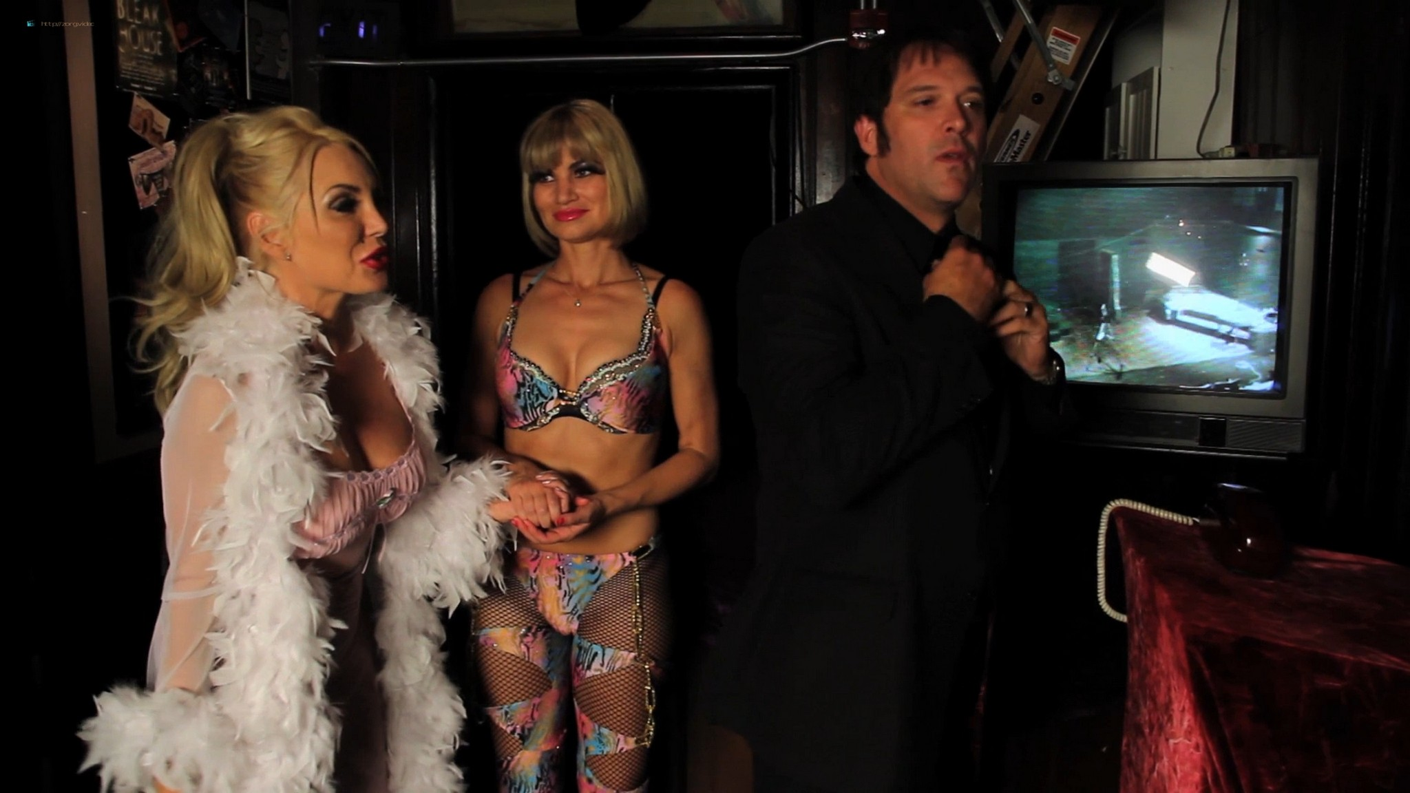 Rena Riffel nude topless - Showgirls 2: Penny's from Heaven (2011) HD 1080p Web (5)