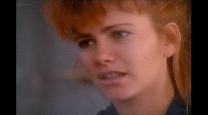Tawny Kitaen nude bush and sex - Crystal Heart (1986) VHS (13)