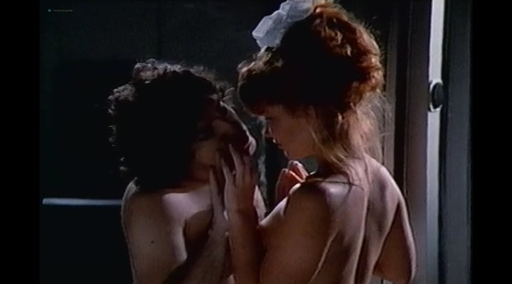 Tawny Kitaen nude bush and sex - Crystal Heart (1986) VHS (10)