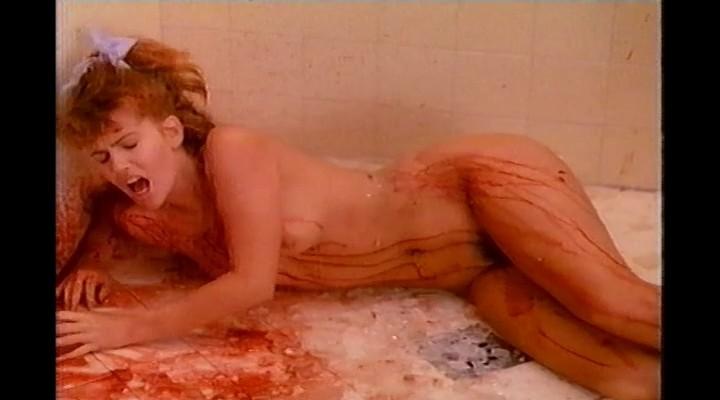 Tawny Kitaen nude bush and sex - Crystal Heart (1986) VHS (6)