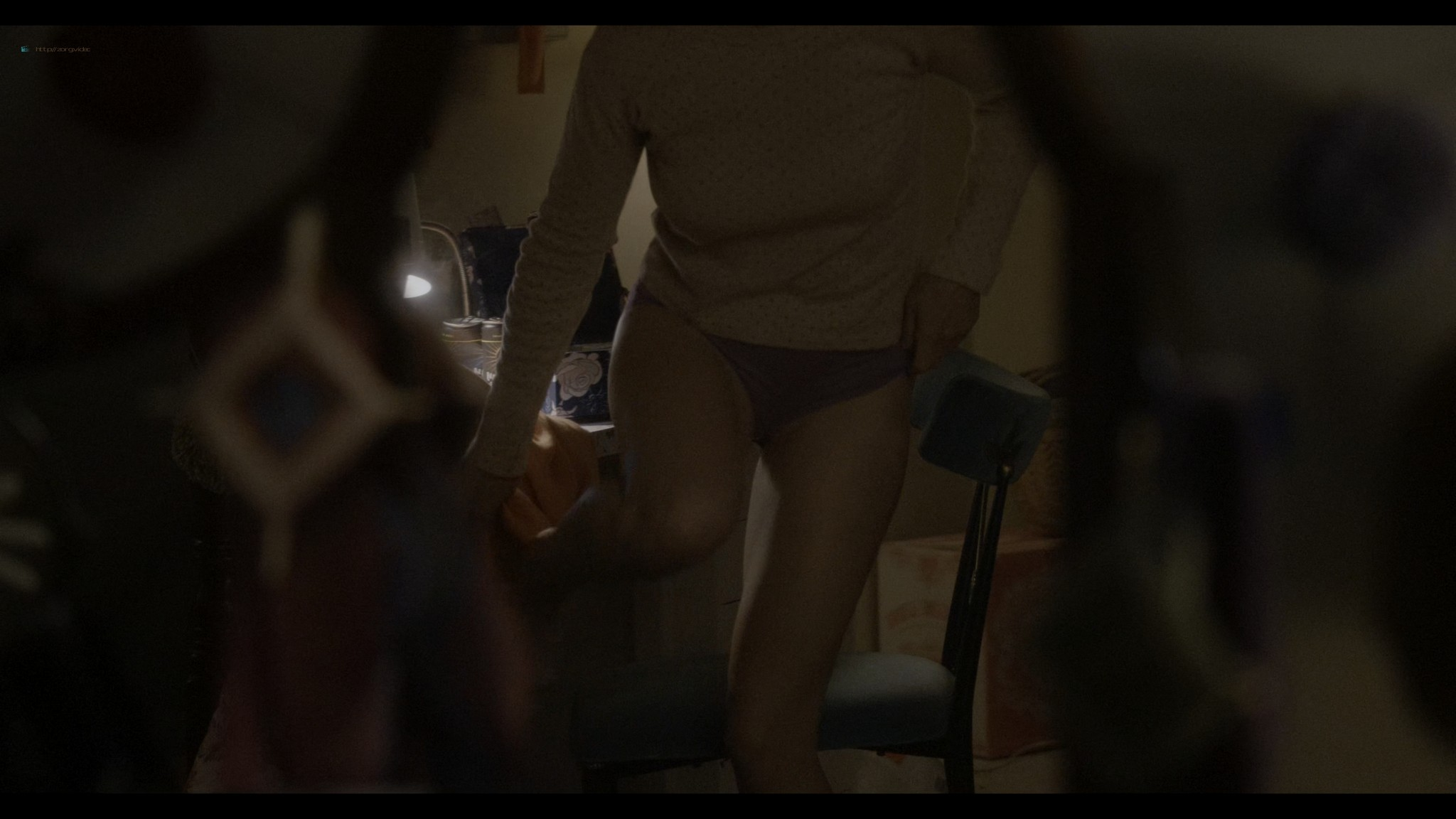 Alison Brie nude full frontal (16)