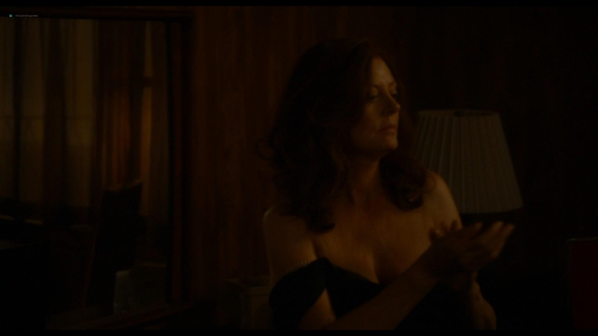 Audrey Tautou nude sex Susan Sarandon threesome - The Jesus Rolls (2019) HD 1080p Web (2)