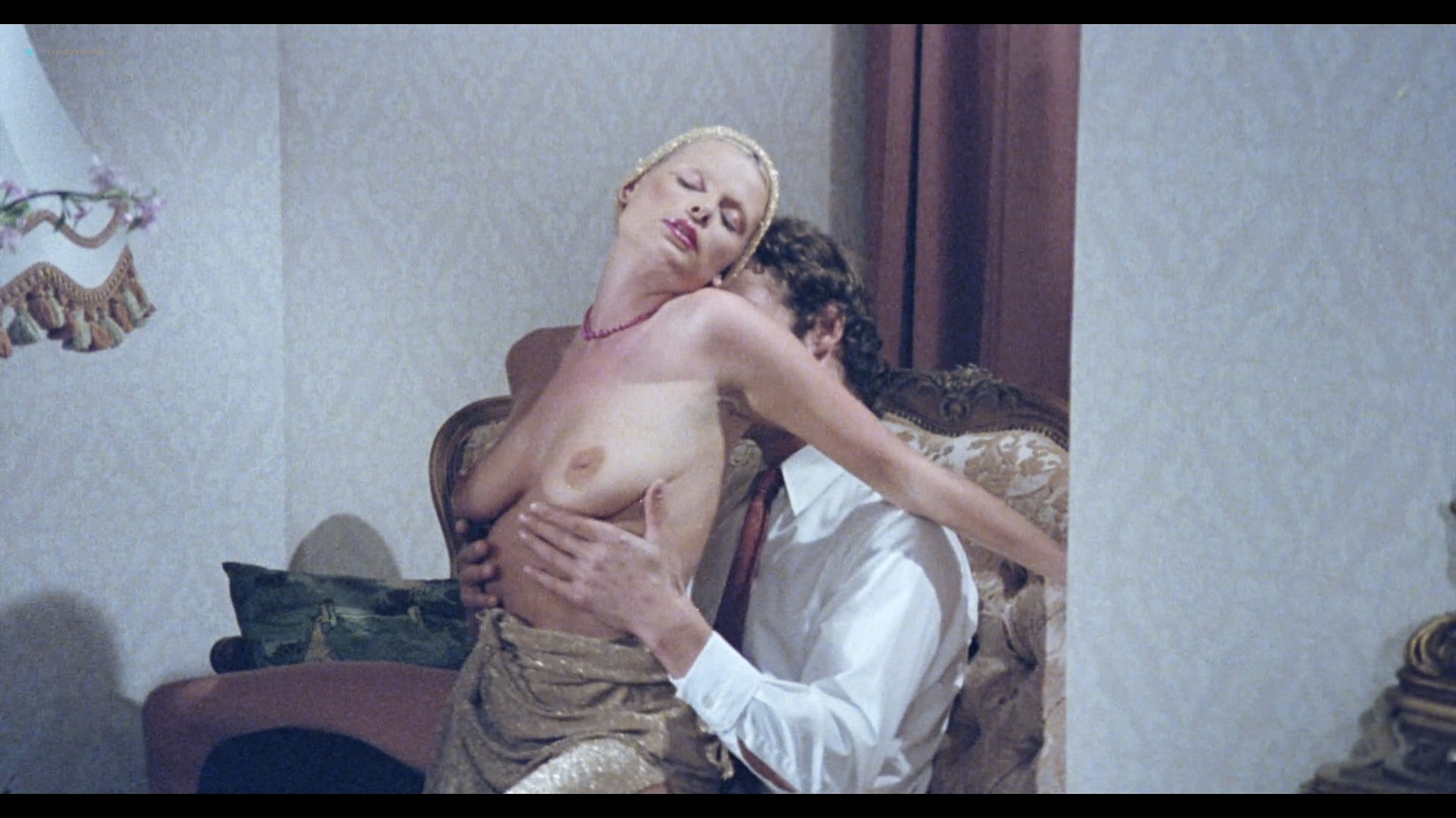 Brigitte Lahaie nude Karine Gambier, Nadine Pascal nude sex - Secrets of a French Maid (1980) HD 1080p BluRay (r) (4)