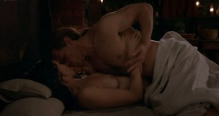 Caitriona Balfe nude sex Sophie Skelton nude butt and some sex too. (5)