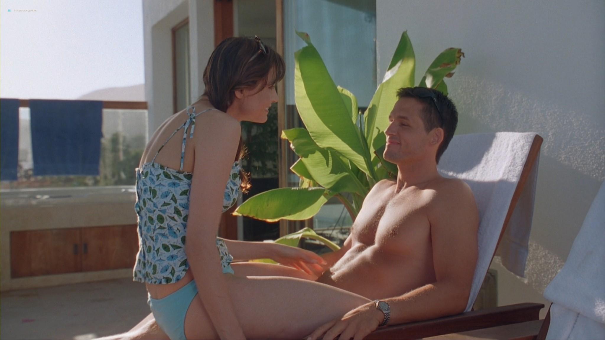 Famke Janssen hot and lot of sex - Love & Sex (2000) HD 1080p Web (2)