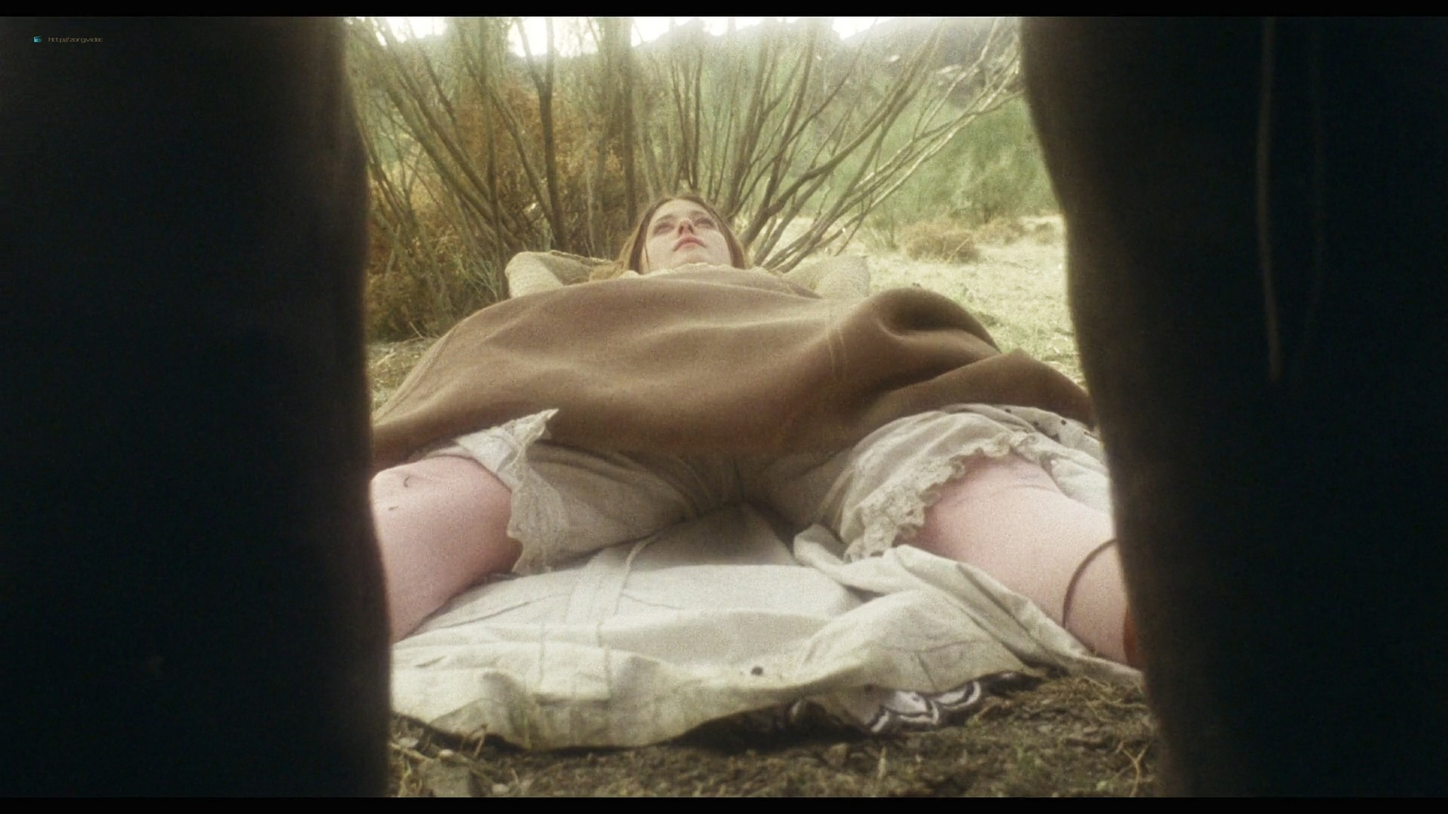 Lynne Frederick nude - The Four of the Apocalypse... (1975) HD 1080p BluRay (11)