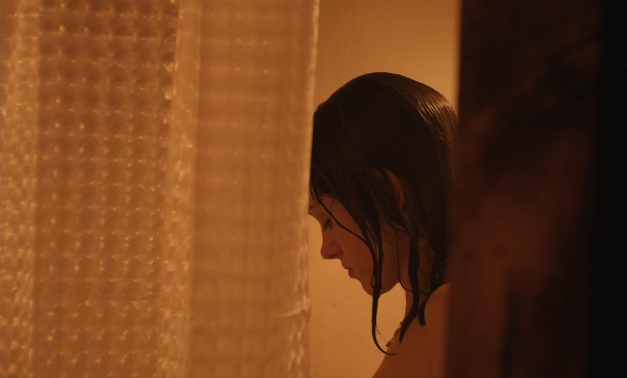 Natalia Dyer sexy Karin Eaton nude - Mountain Rest (2018) HD 1080p Web (10)