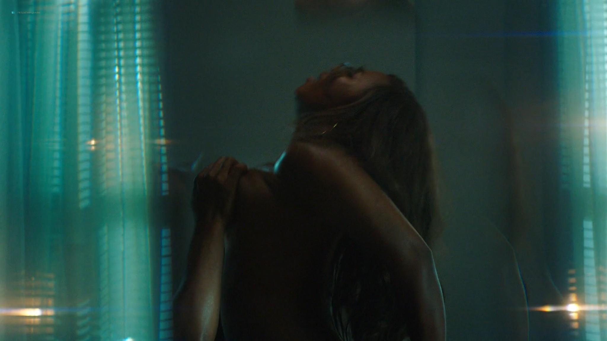 Naturi Naughton nude topless and sex - Power (2020) HD 1080p Web (7)