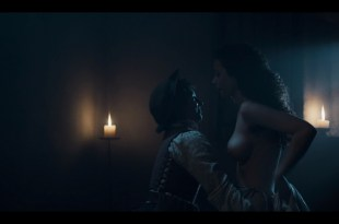 Nina Fotaras nude topless Lucrezia Guidone and others hot - Luna Nera (2020) S1 HD 1080p (10)