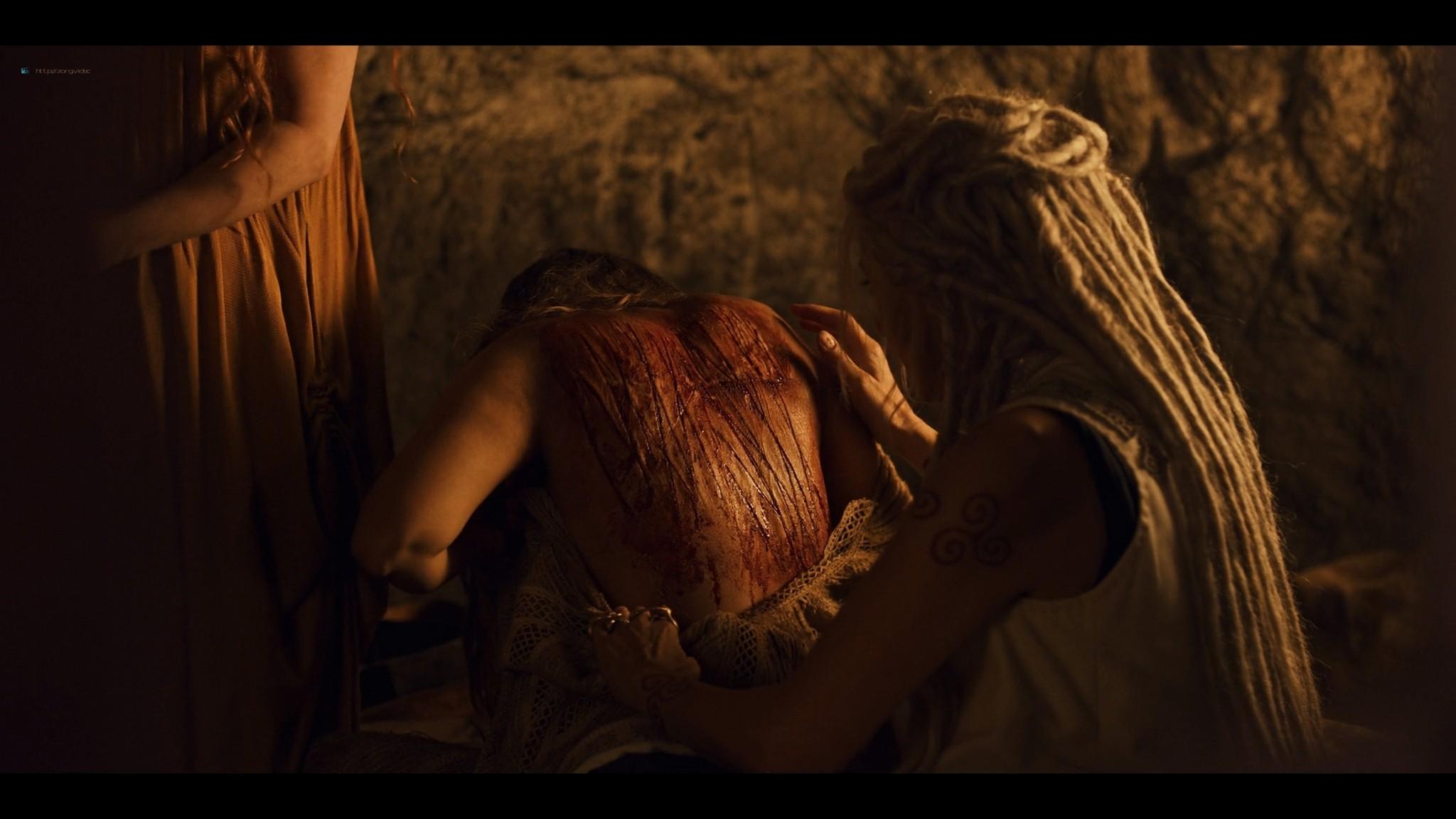 Nina Fotaras nude topless Lucrezia Guidone and others hot - Luna Nera (2020) S1 HD 1080p (4)