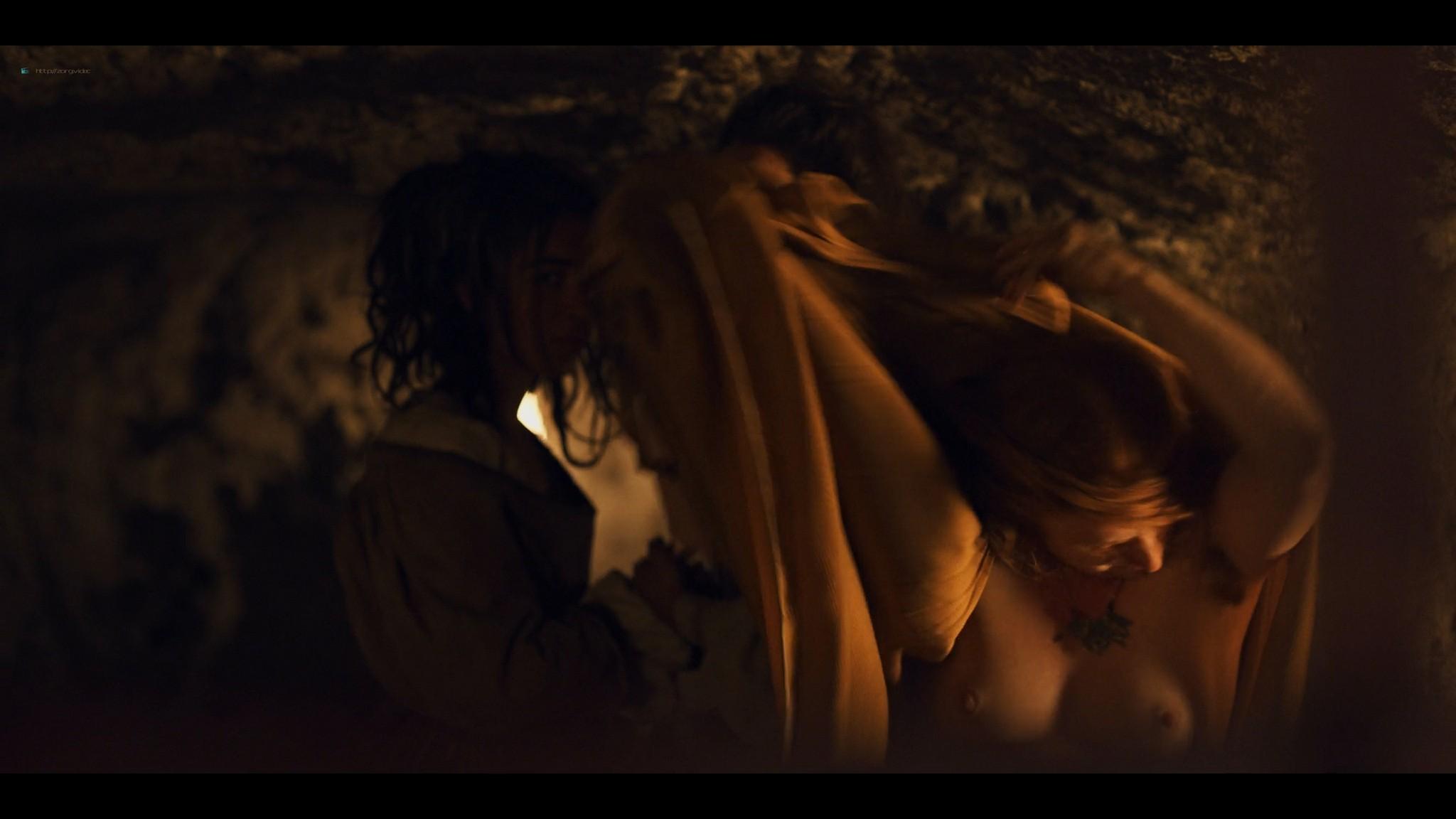 Nina Fotaras nude topless Lucrezia Guidone and others hot - Luna Nera (2020) S1 HD 1080p (3)