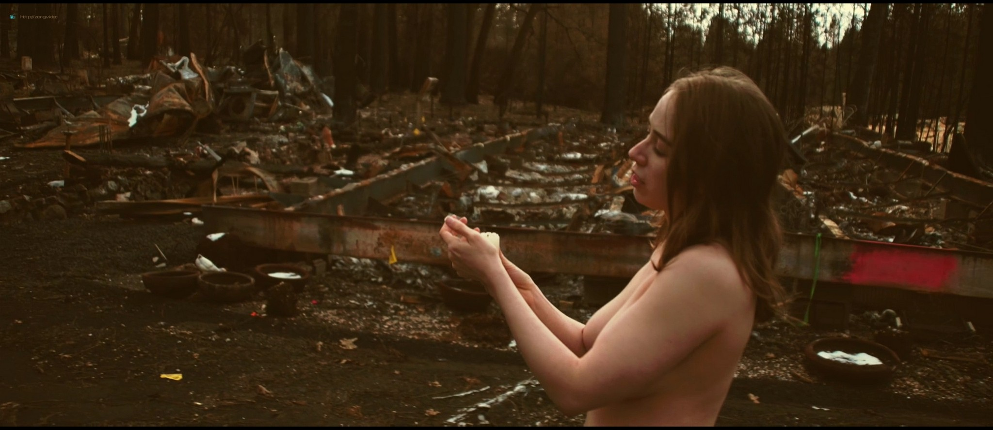 Taylor Marie nude full frontal - Through the Ashes (2019) HD 1080p Web (12)
