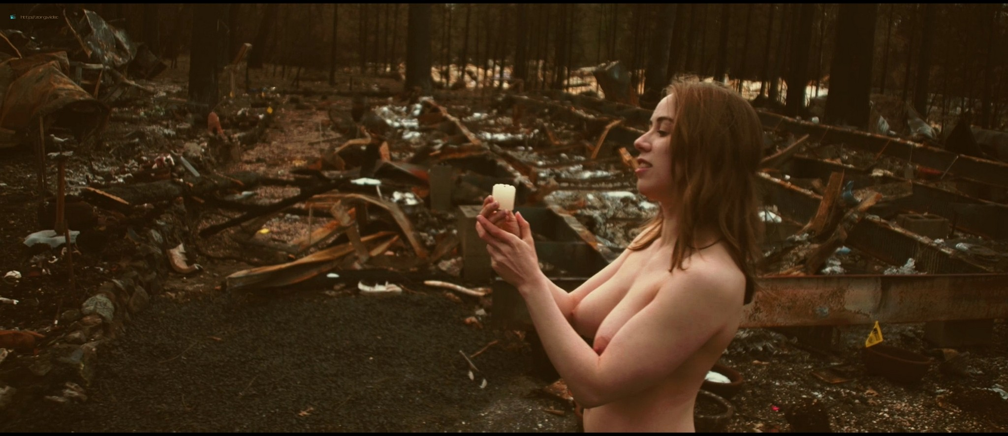 Taylor Marie nude full frontal - Through the Ashes (2019) HD 1080p Web (6)