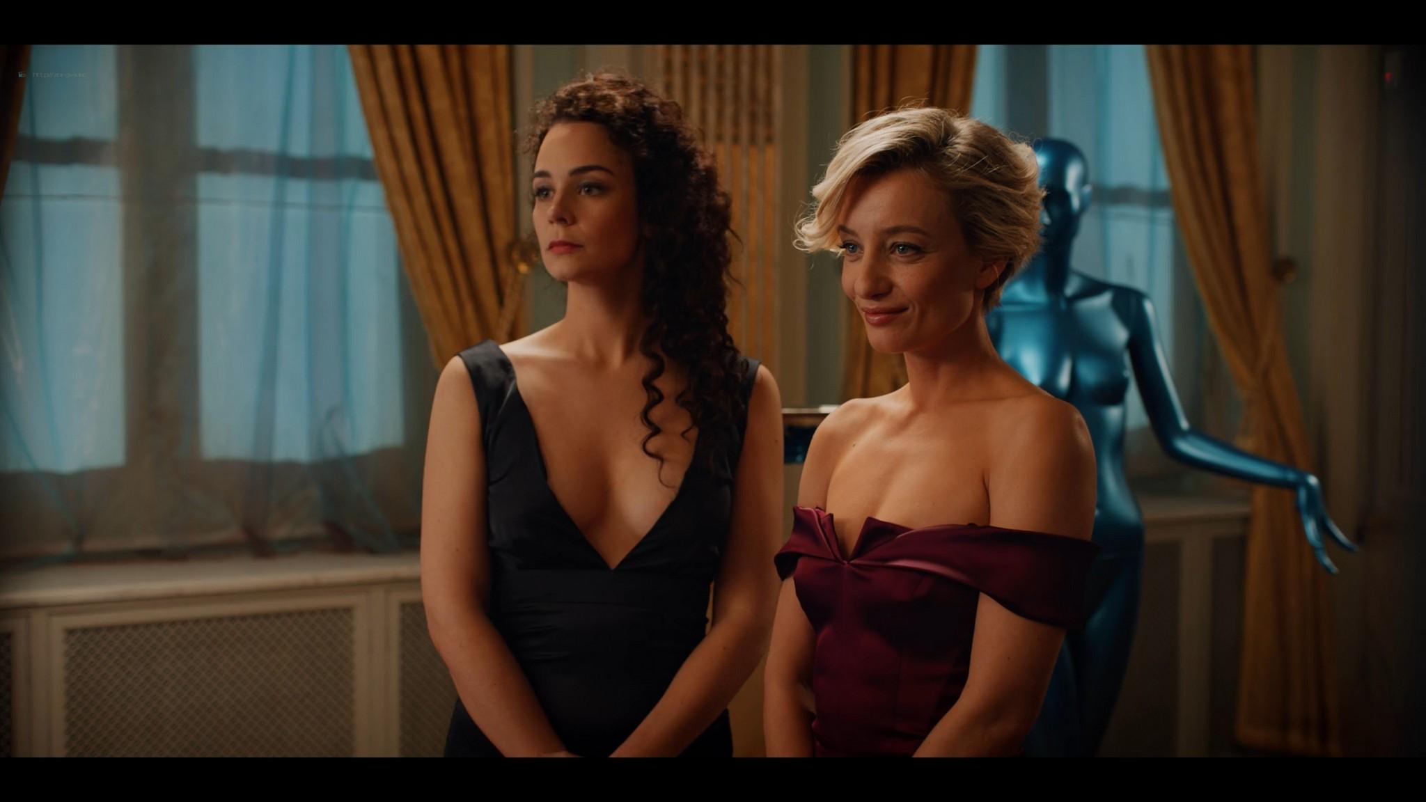 Anne-Laure Vandeputte nude topless Nienke van Hofslot nude sex etc - Women of the Night (2019) s1e7-10 HD 1080p (16)