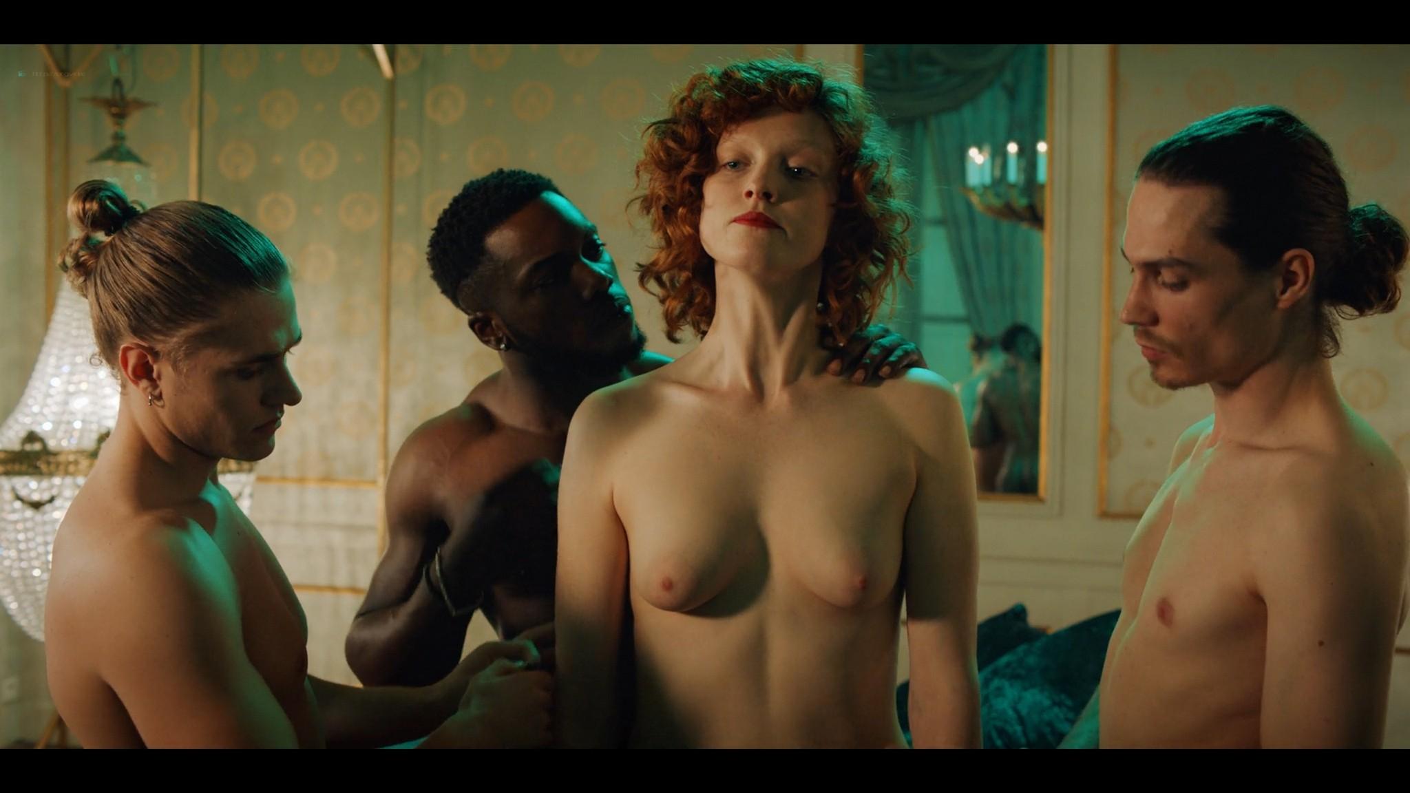 Anne-Laure Vandeputte nude topless Nienke van Hofslot nude sex etc - Women of the Night (2019) s1e7-10 HD 1080p (14)