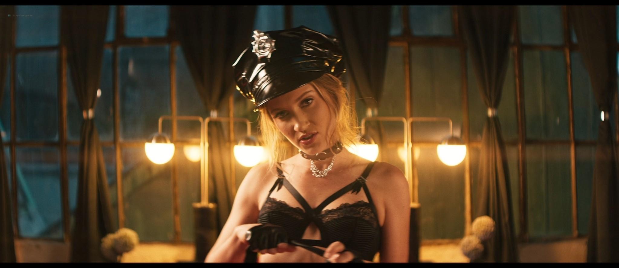 Ellen Toland nude topless Katie Claire McGrath sex doggy style - Inside the Rain (2019) HD 1080p Web (9)