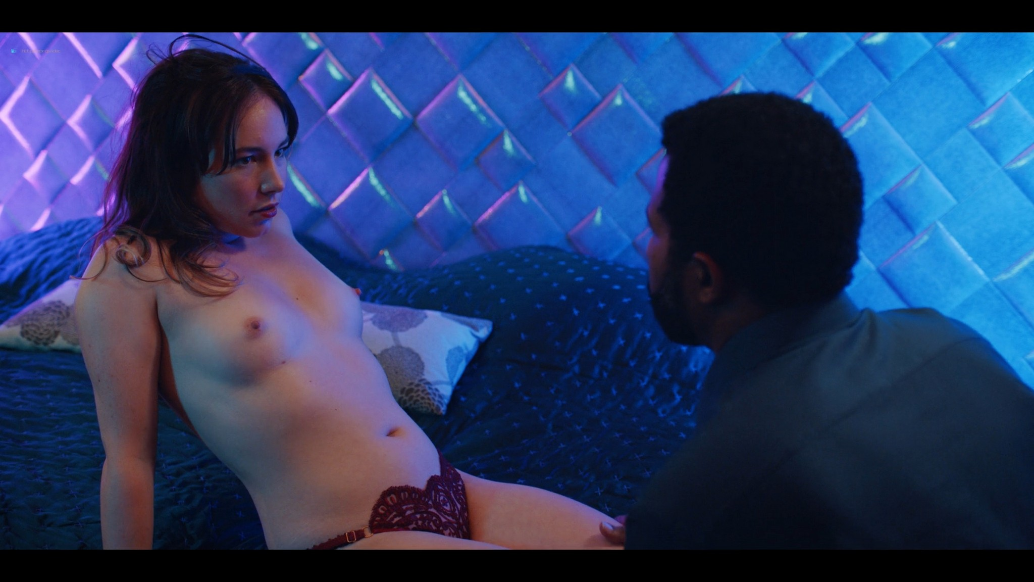 Isis Cabolet nude topless and sex - Women of the Night (2019) HD 1080p Web (6)