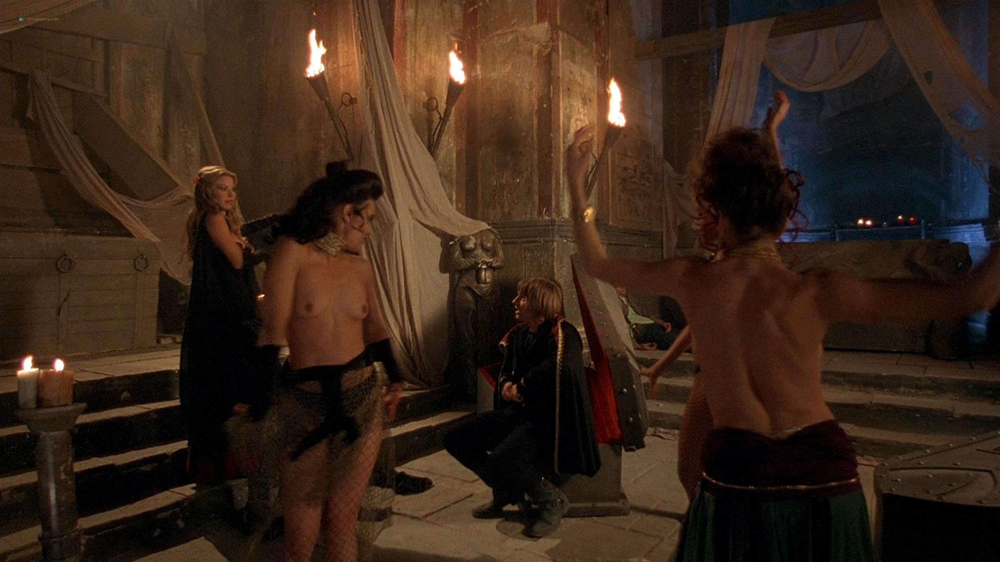 Jennifer Lyons hot Simon Petric, Desiree Malonga and others nude - Transylmania (2009) HD 1080p BluRay (r) (8)