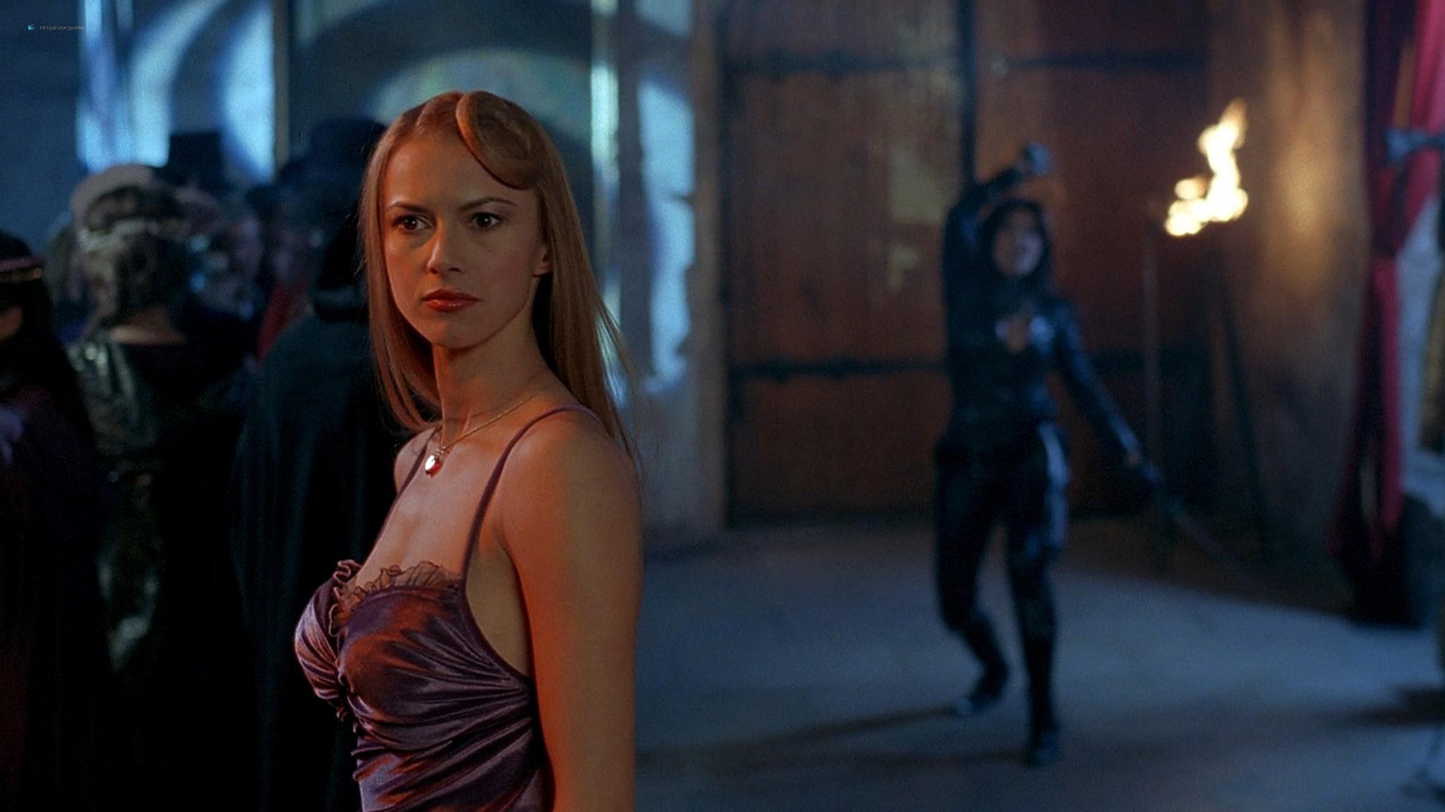 Jennifer Lyons hot Simon Petric, Desiree Malonga and others nude - Transylmania (2009) HD 1080p BluRay (r) (3)