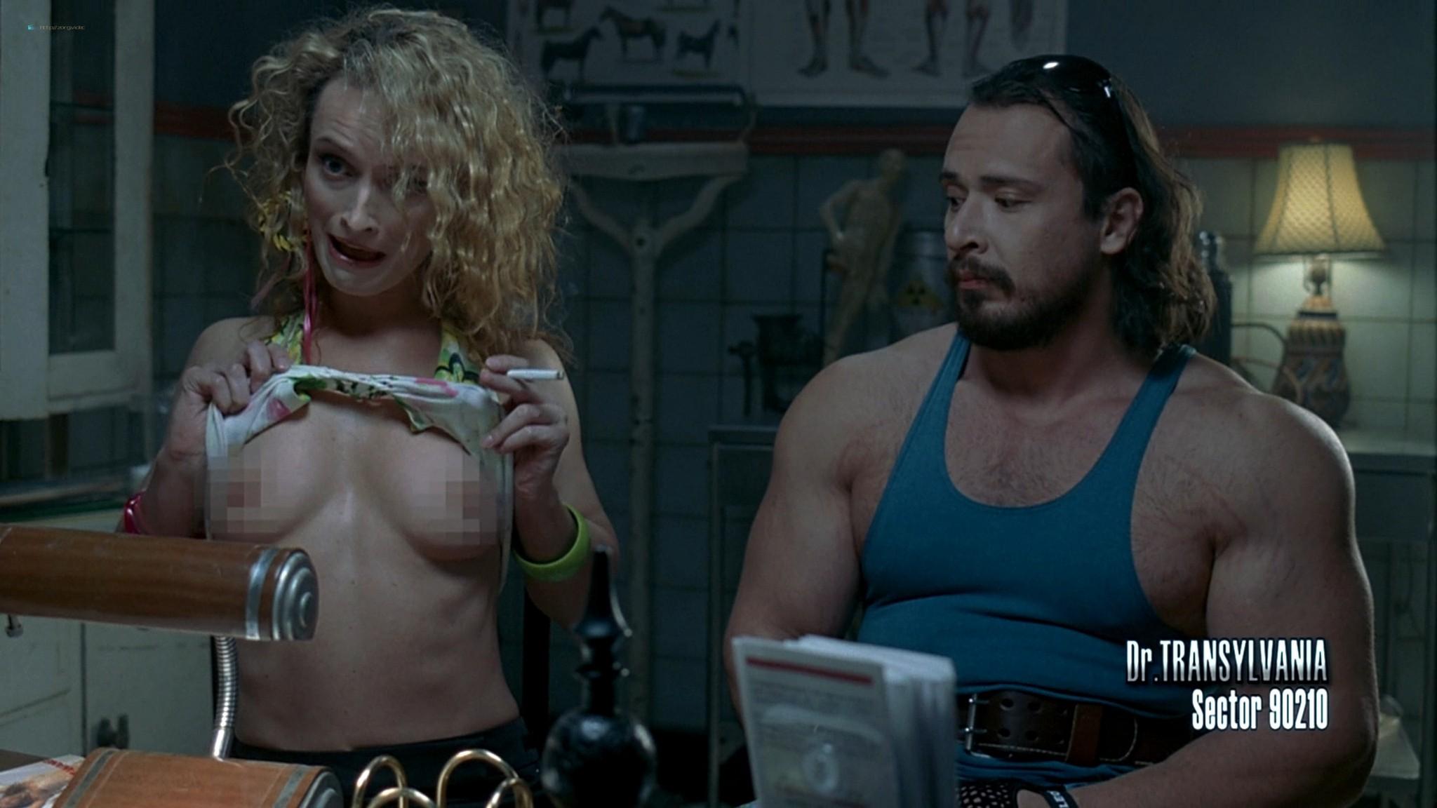 Jennifer Lyons hot Simon Petric, Desiree Malonga and others nude - Transylmania (2009) HD 1080p BluRay (r) (2)