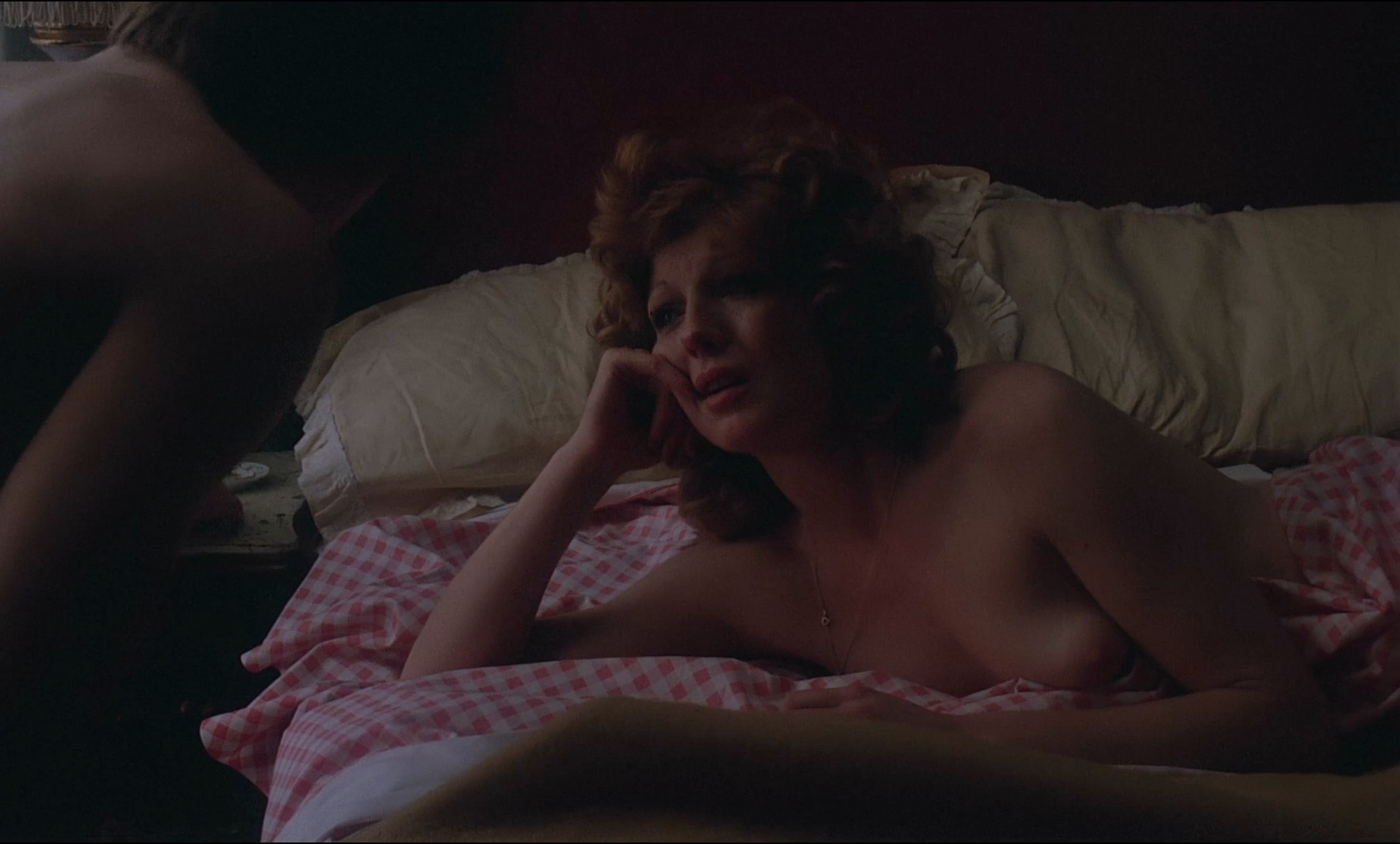 Joan Collins nude sex Annie Ross nude and sex too - Oh, Alfie! (1975) HD 1080p BluRay (14)