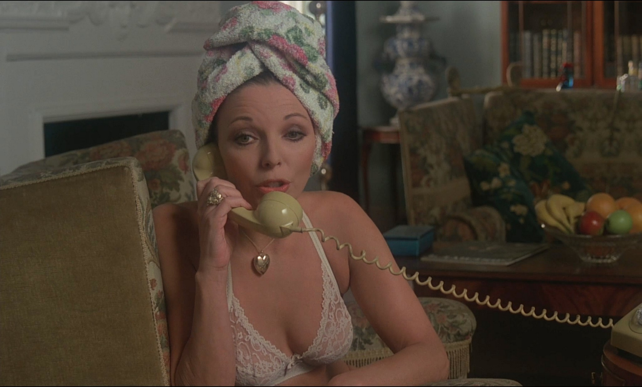 Joan Collins nude sex Annie Ross nude and sex too - Oh, Alfie! (1975) HD 1080p BluRay (12)