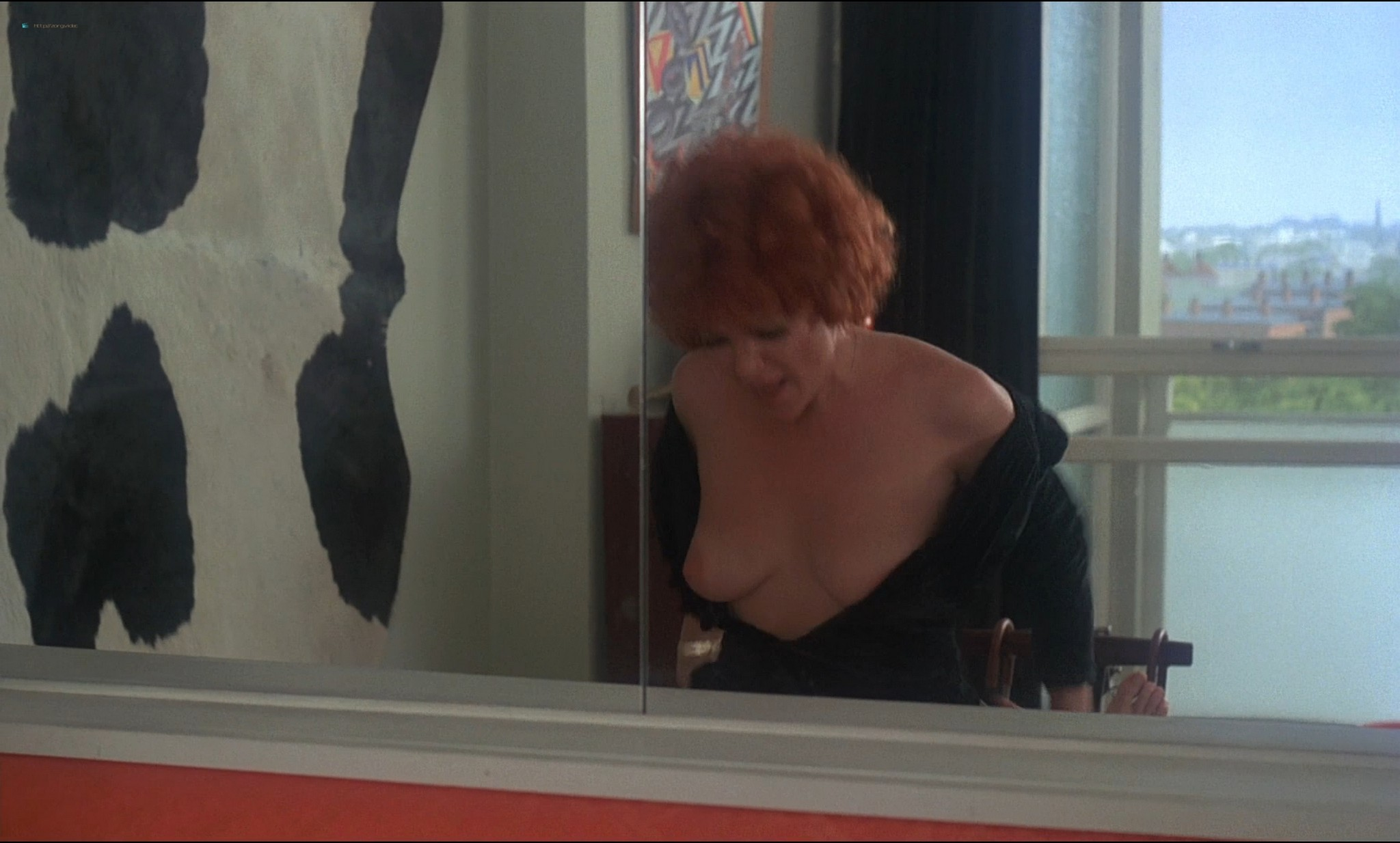 Joan Collins nude sex Annie Ross nude and sex too - Oh, Alfie! (1975) HD 1080p BluRay (3)