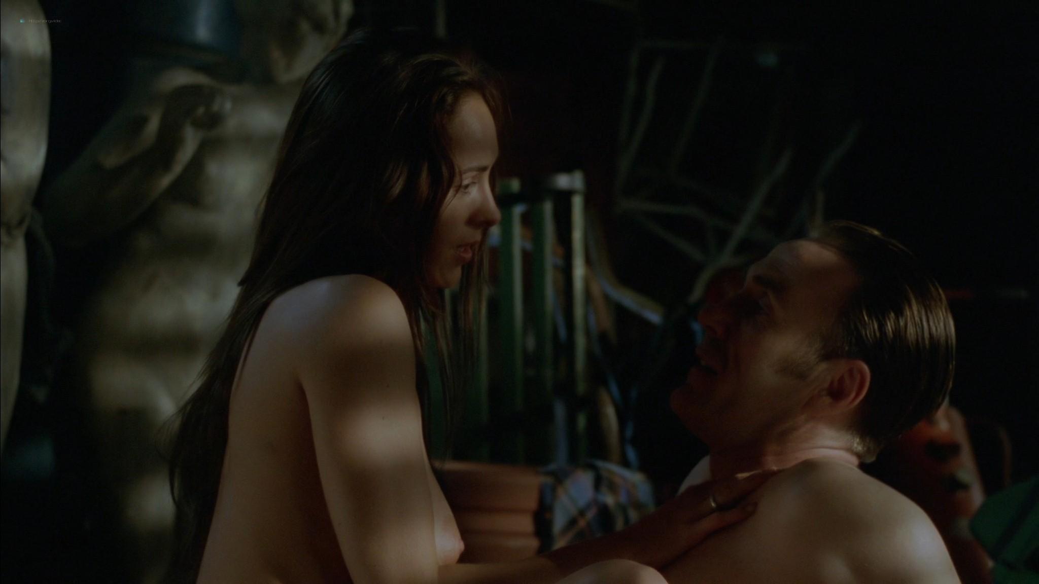 Juliet Aubrey nude topless and sex Paula Bacon nude - Food of Love (UK-1997) HD 1080p Web (4)