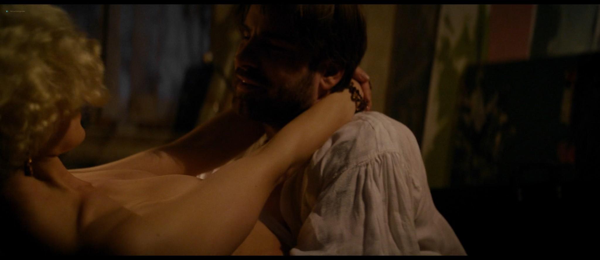 Olga Kurylenko hot and sexy in The Room (2019) HD 1080p BluRay (6)