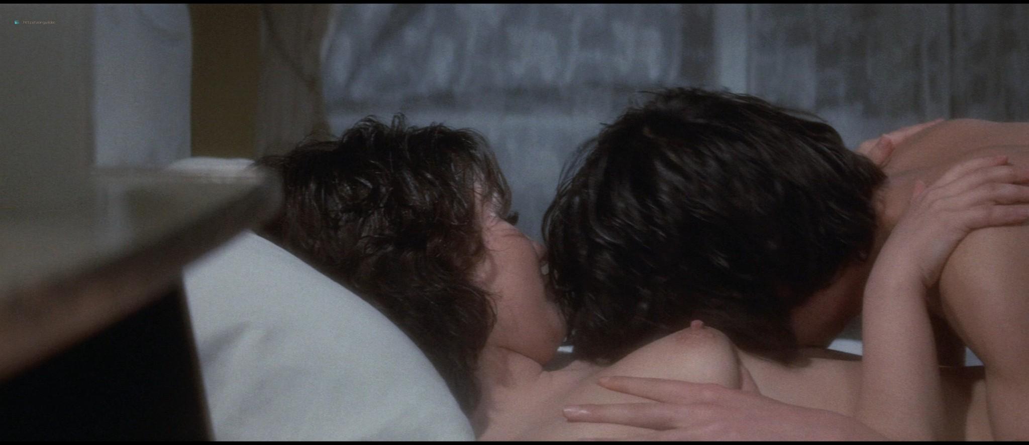 Tomoko Katsura nude sex Hidemi Hara nude sex too - Mesunekotachi no yoru (JP-1972) HD 1080p BluRay (8)
