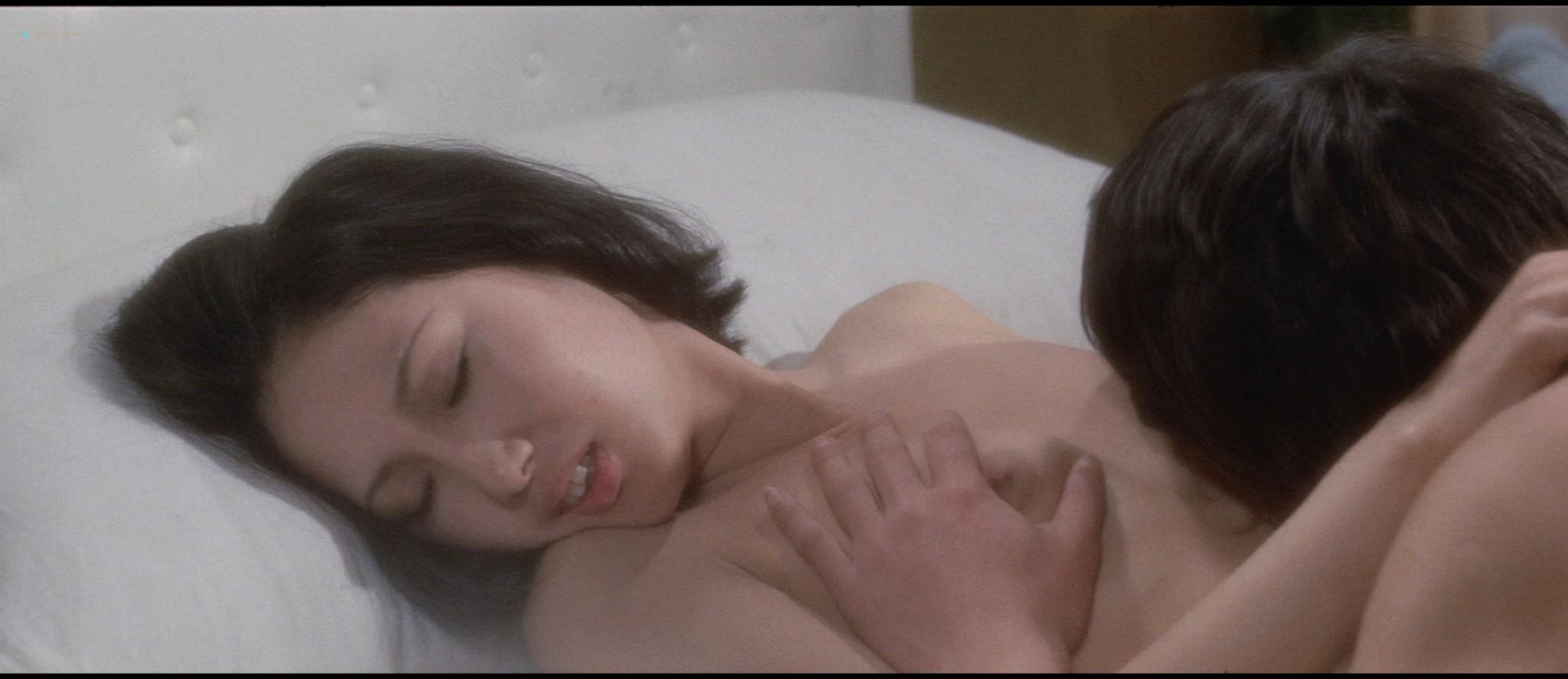 Tomoko Katsura nude sex Hidemi Hara nude sex too - Mesunekotachi no yoru (JP-1972) HD 1080p BluRay (6)