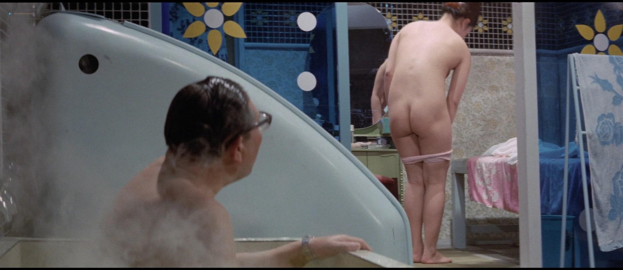 Tomoko Katsura nude sex Hidemi Hara nude sex too - Mesunekotachi no yoru (JP-1972) HD 1080p BluRay (5)