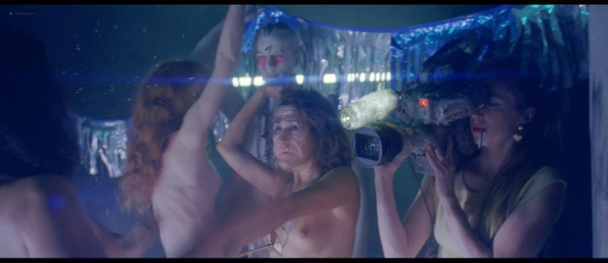 Vimala Pons nude Pauline Jacquard, Lola Créton asnd other nude too - Ultra pulpe (2018) HD 1080p Web (9)