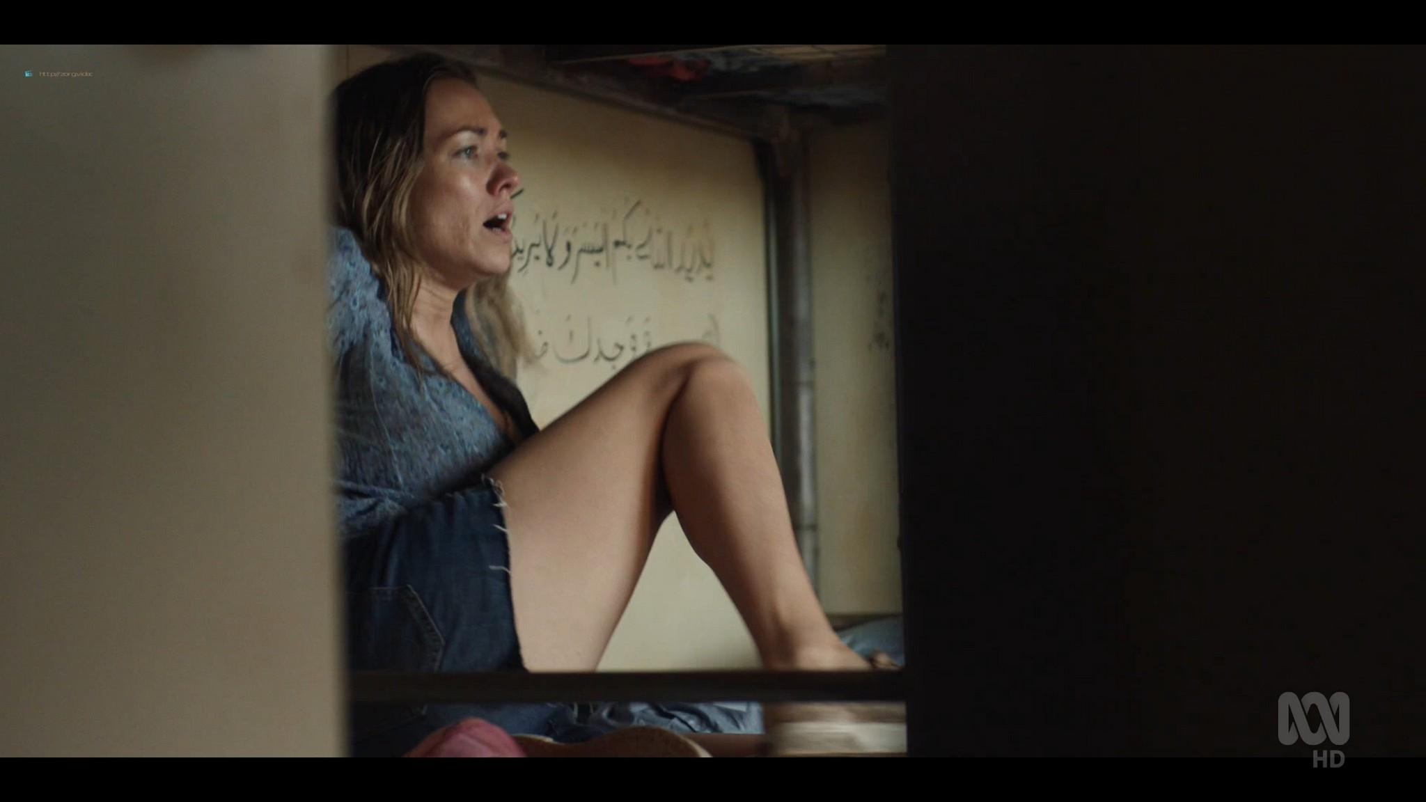 Yvonne Strahovski hot and sexy - Stateless (2020) s1e2 HD 1080p WEB (11)