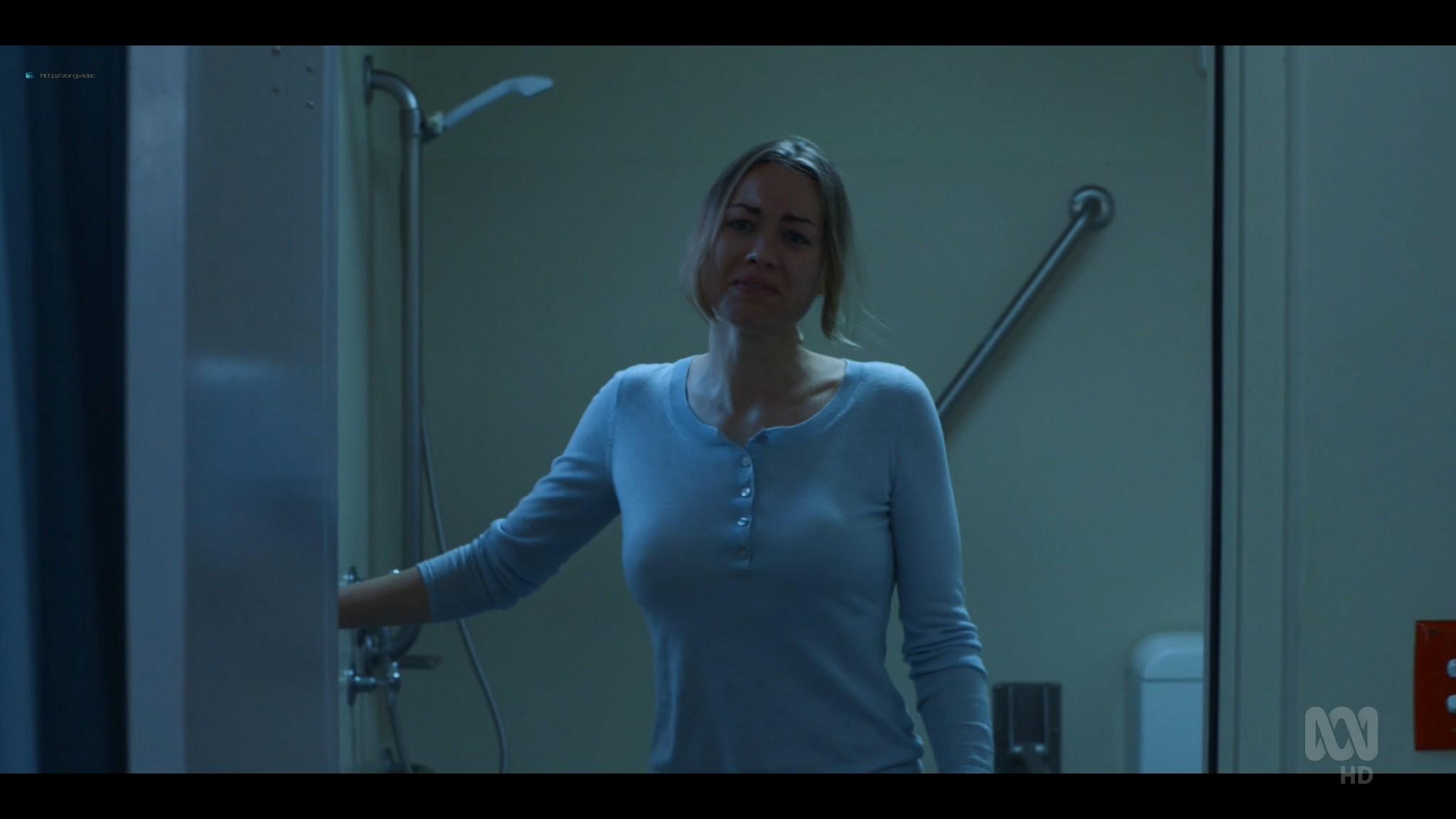 Yvonne Strahovski hot and sexy - Stateless (2020) s1e2 HD 1080p WEB (8)